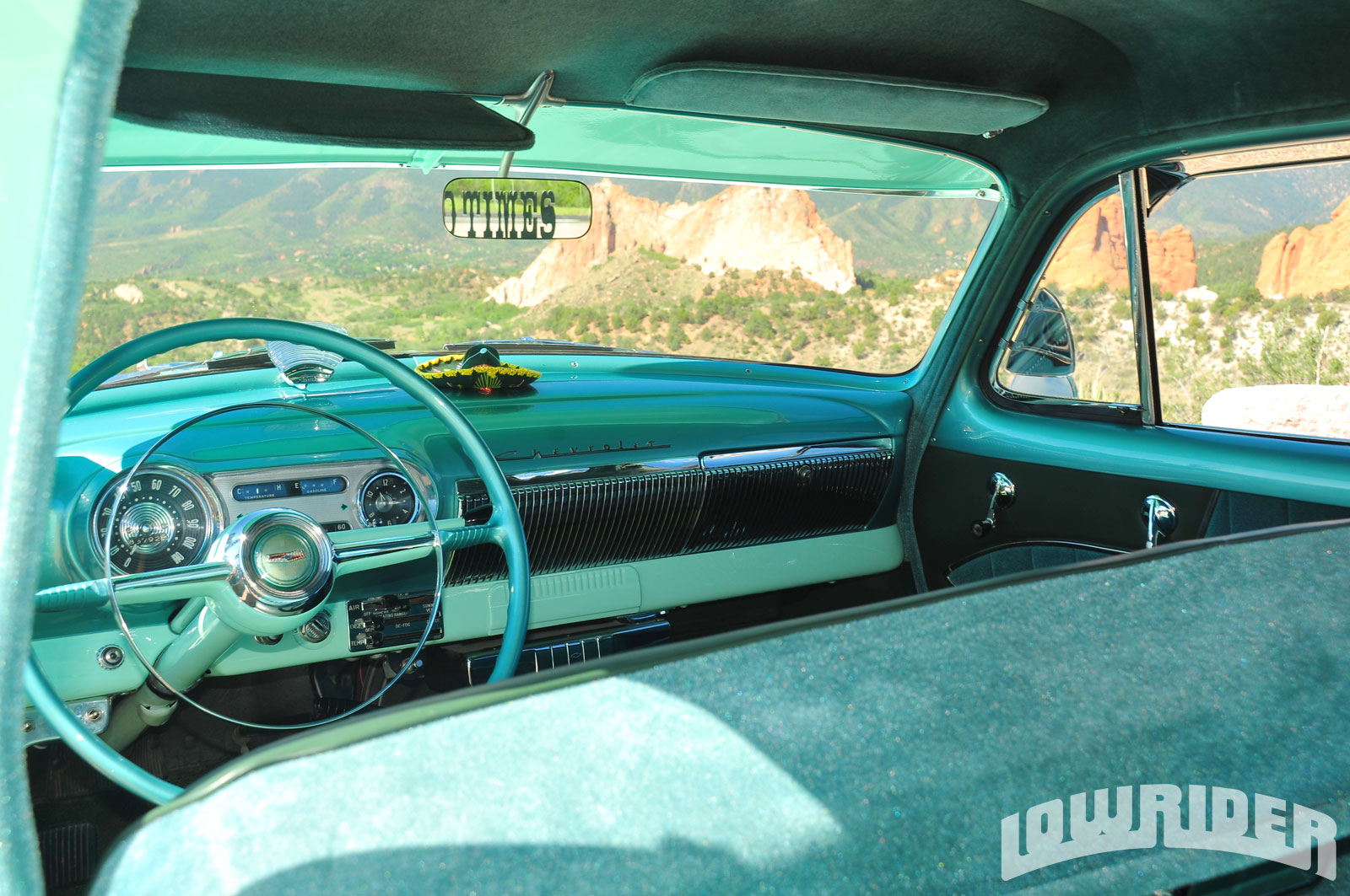 Chevy Colorado Interior >> 1954 Chevrolet 210 - Lowrider Magazine