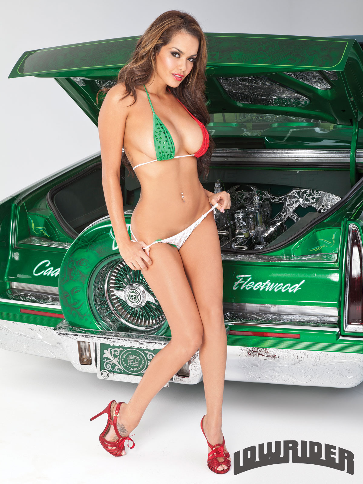 low riders and hot girls