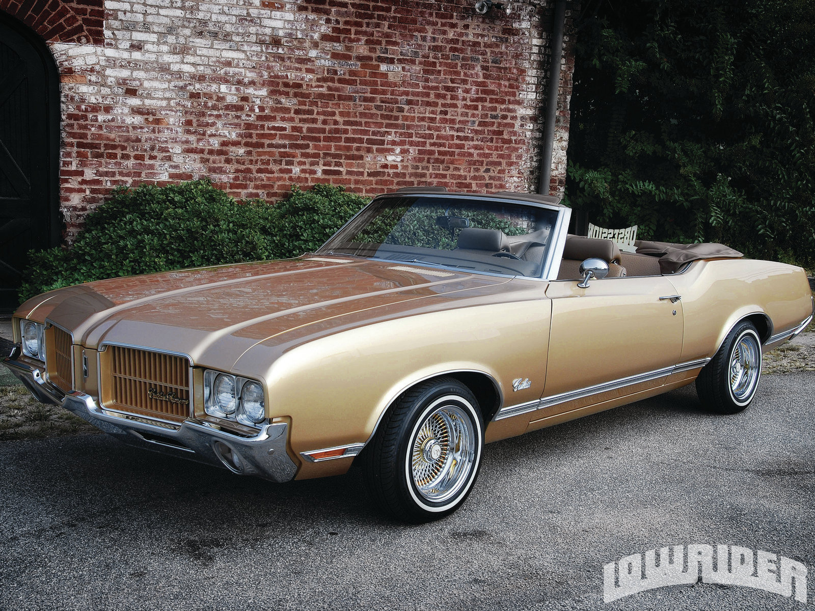 1971 Oldsmobile Cutlass - Lowrider Magazine