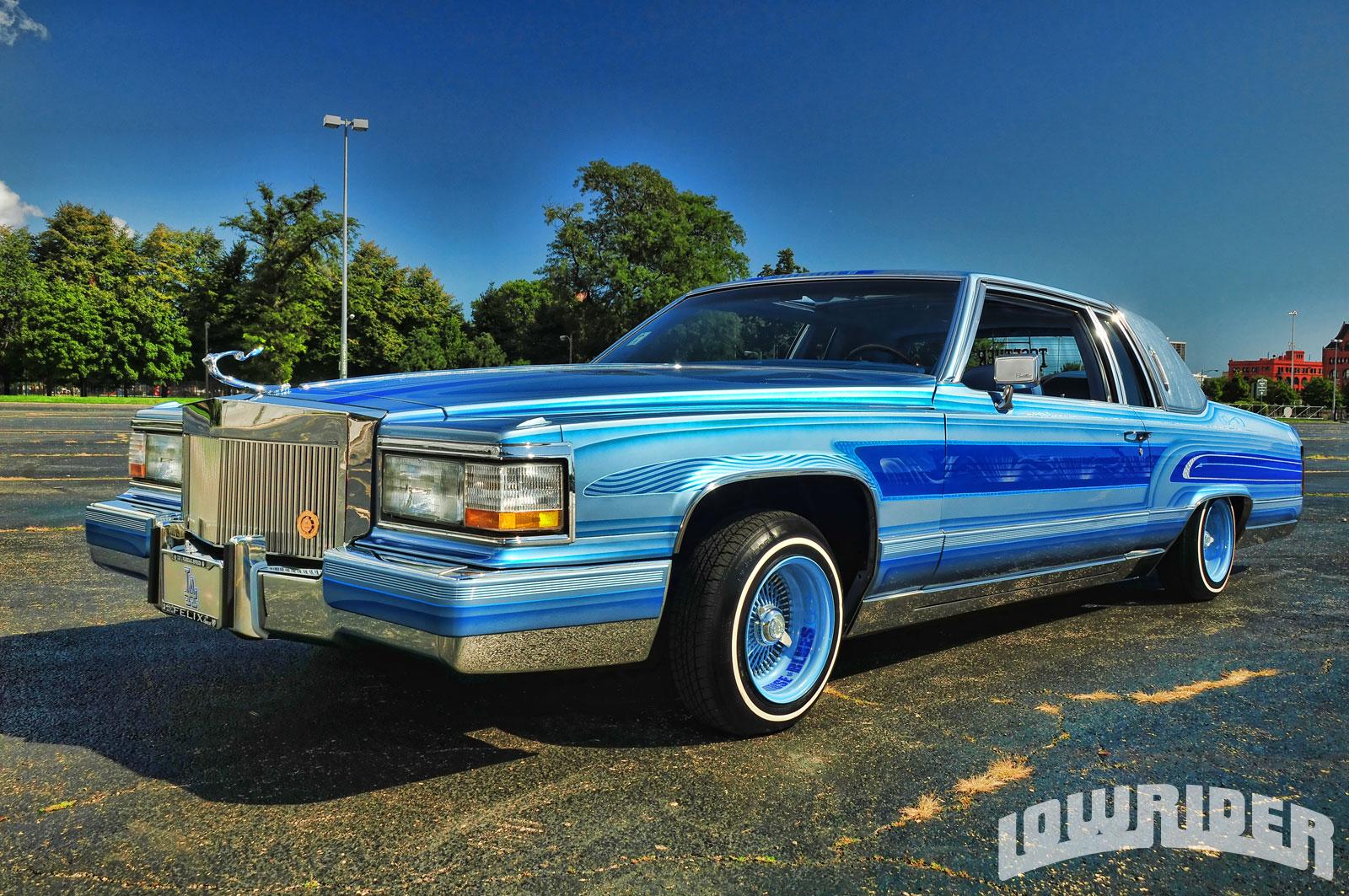 Cadillac Of Naperville >> 1982 Cadillac Coupe De Ville - Lowrider Magazine