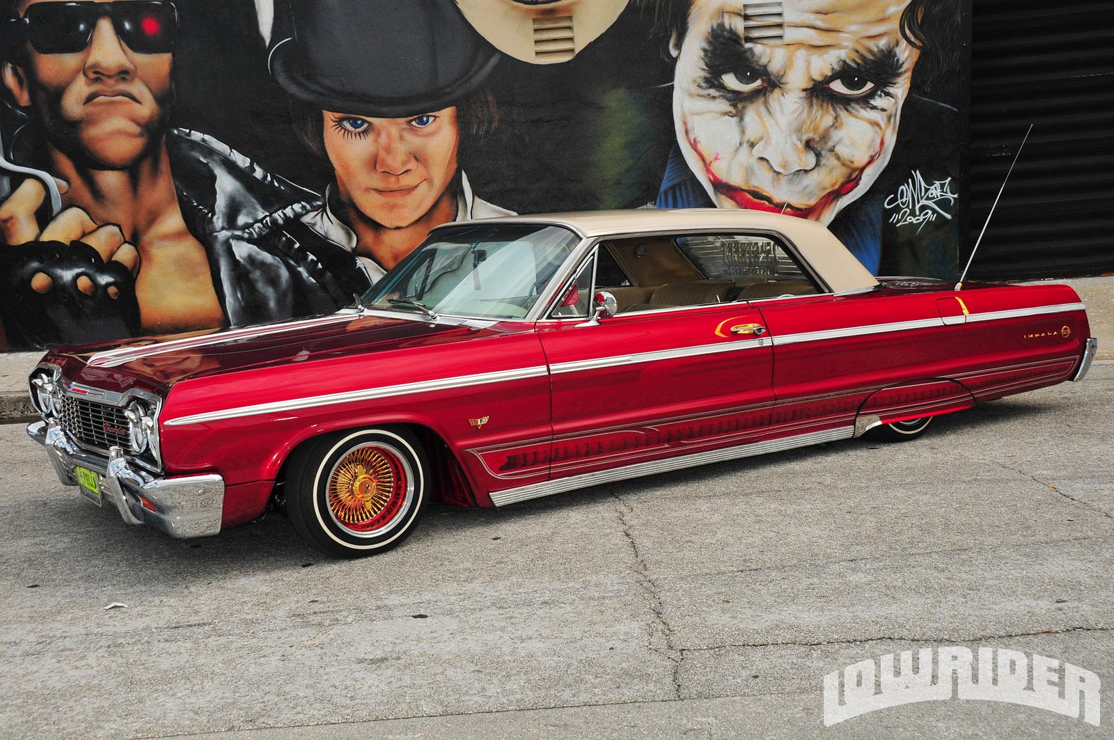 1964 Chevrolet Impala Ss Lowrider Magazine