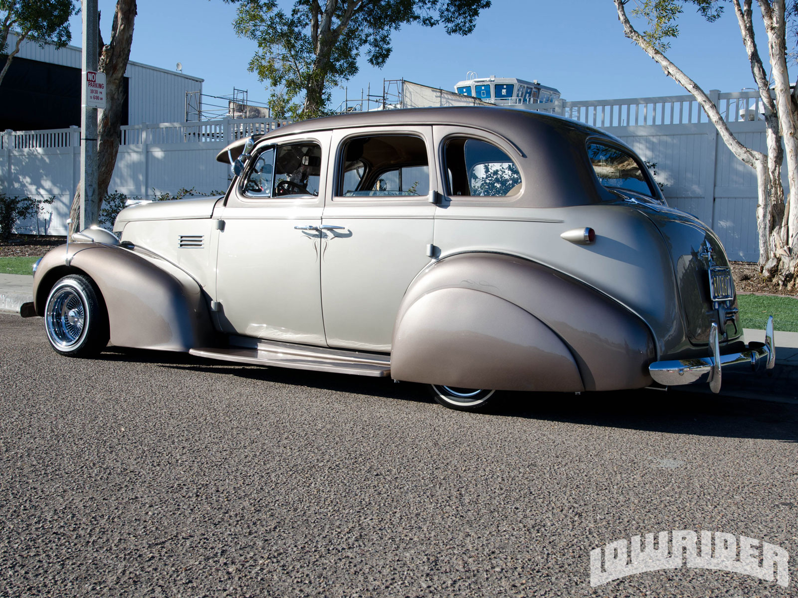 1939 Pontiac Chieftain Lowrider Magazine