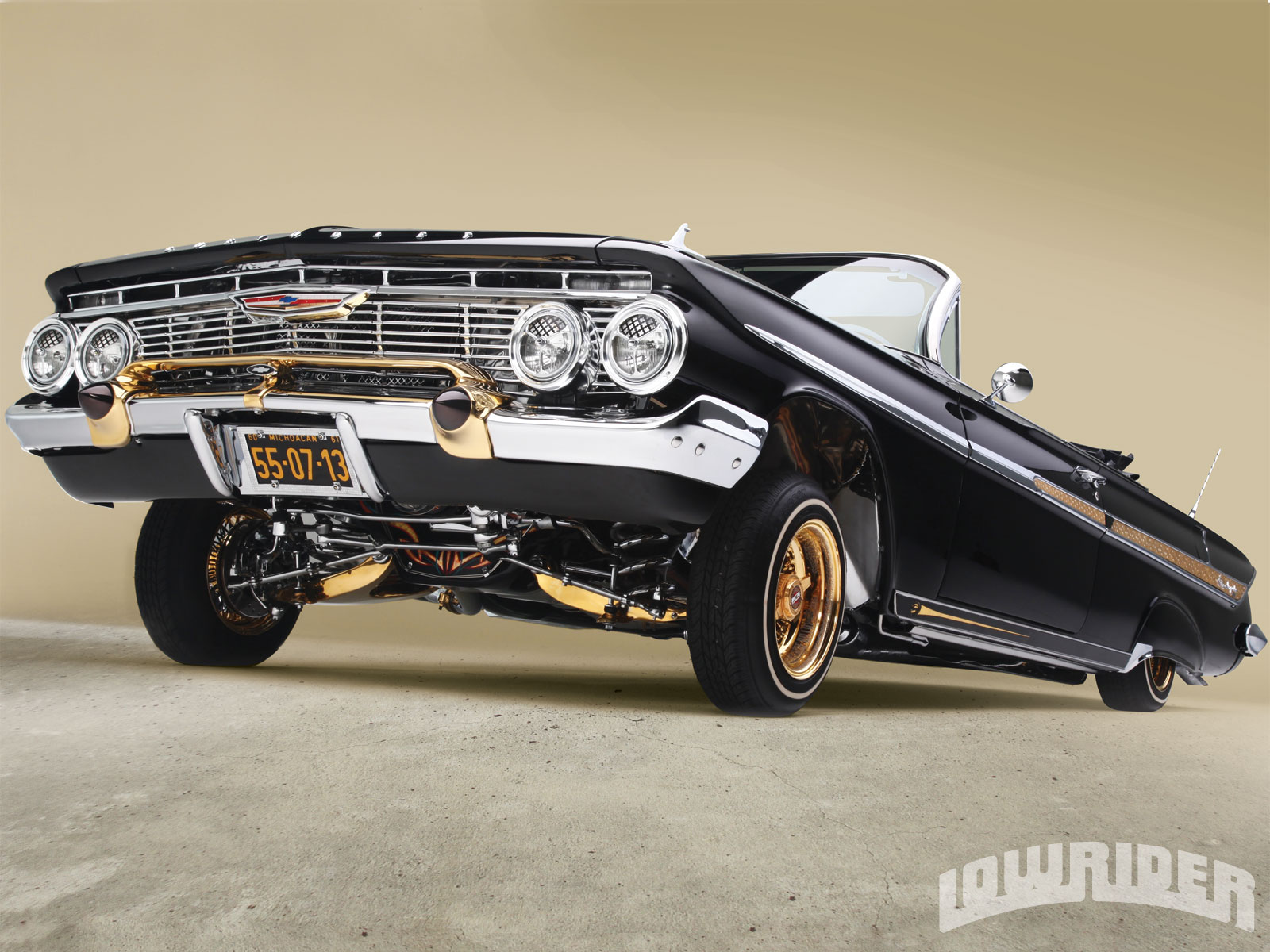 64 Impala Convertible >> 1961 Chevrolet Impala Convertible - Lowrider Magazine