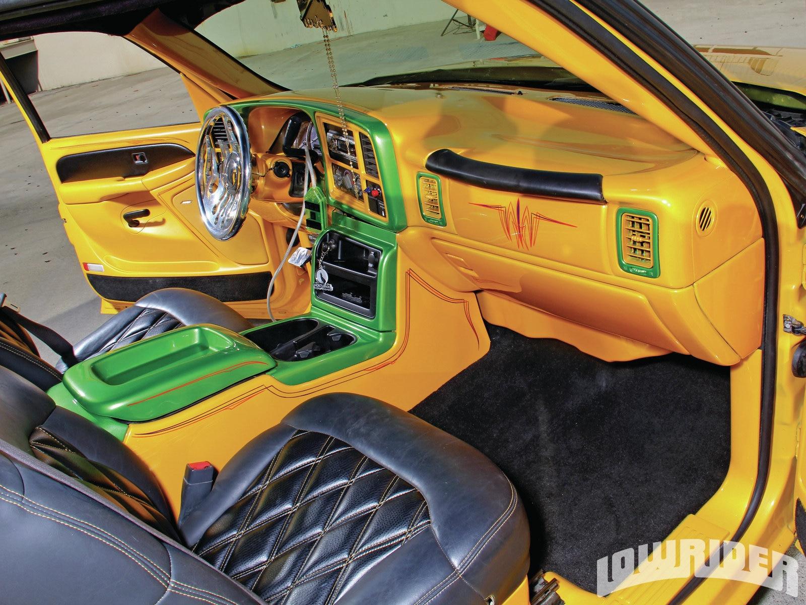 2001 Chevrolet Silverado - Lowrider Magazine