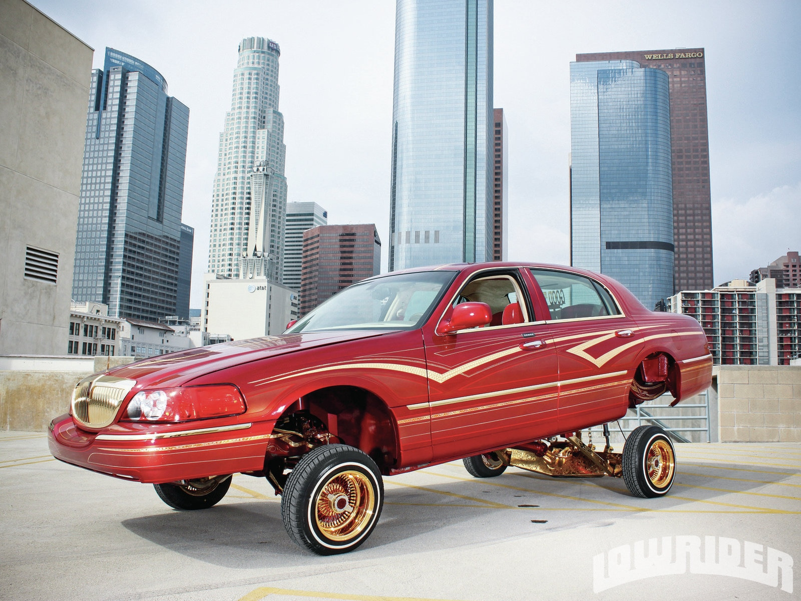 1999 2004 Lincoln Towncars Lowrider Magazine