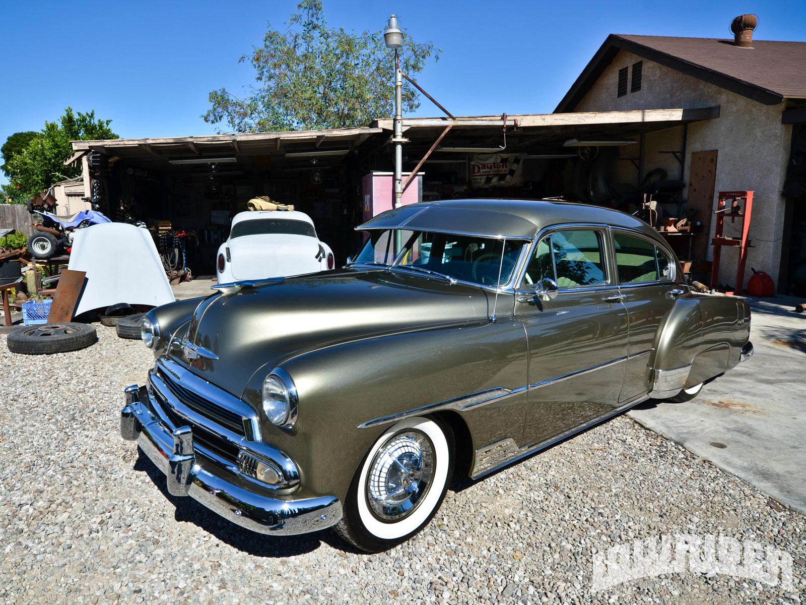 04fa50424356f 1951 Chevrolet Fleetline - Lowrider Magazine