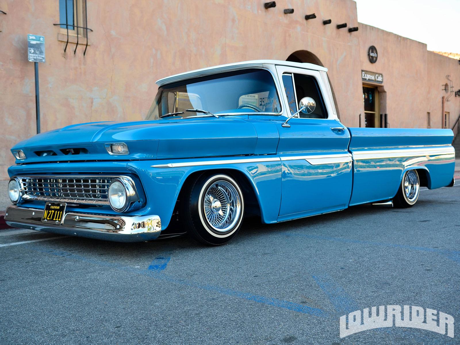 63 Chevy Truck >> 1963 Chevrolet Truck - Lowrider Magazine