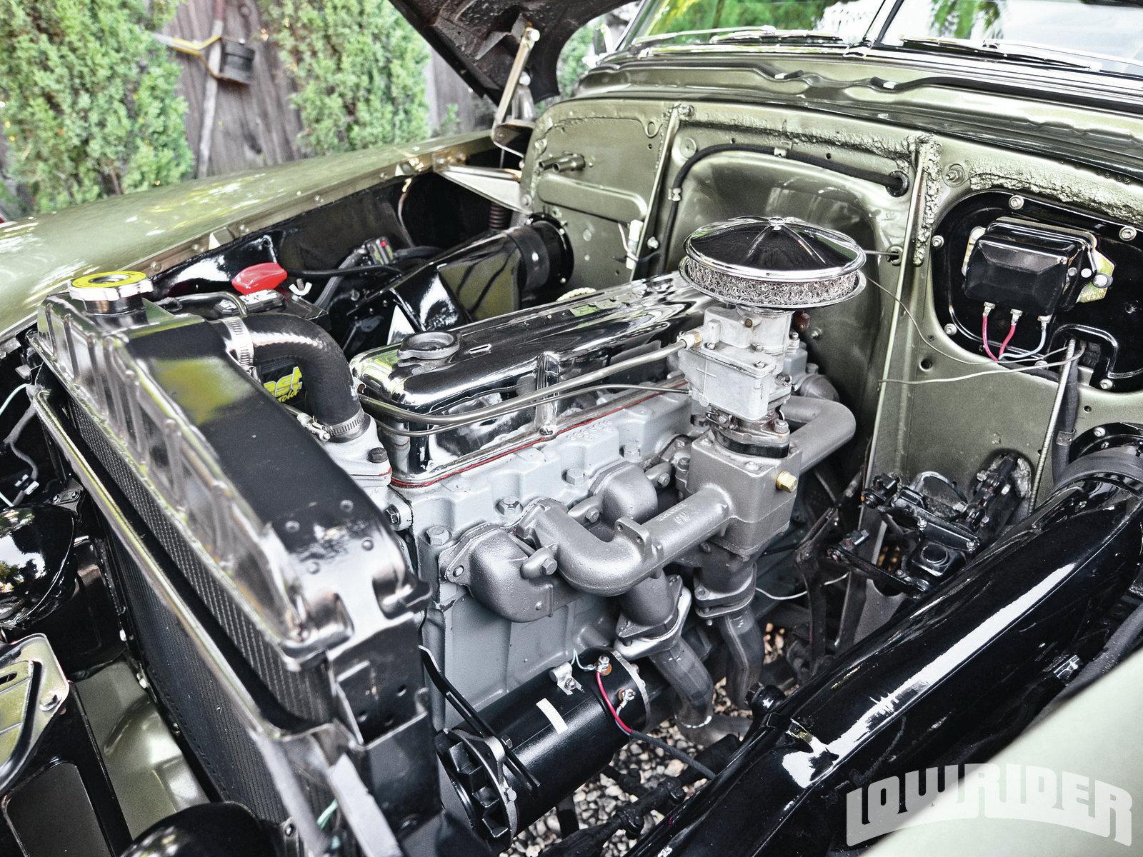 1951 Chevrolet Fleetline Lowrider Magazine