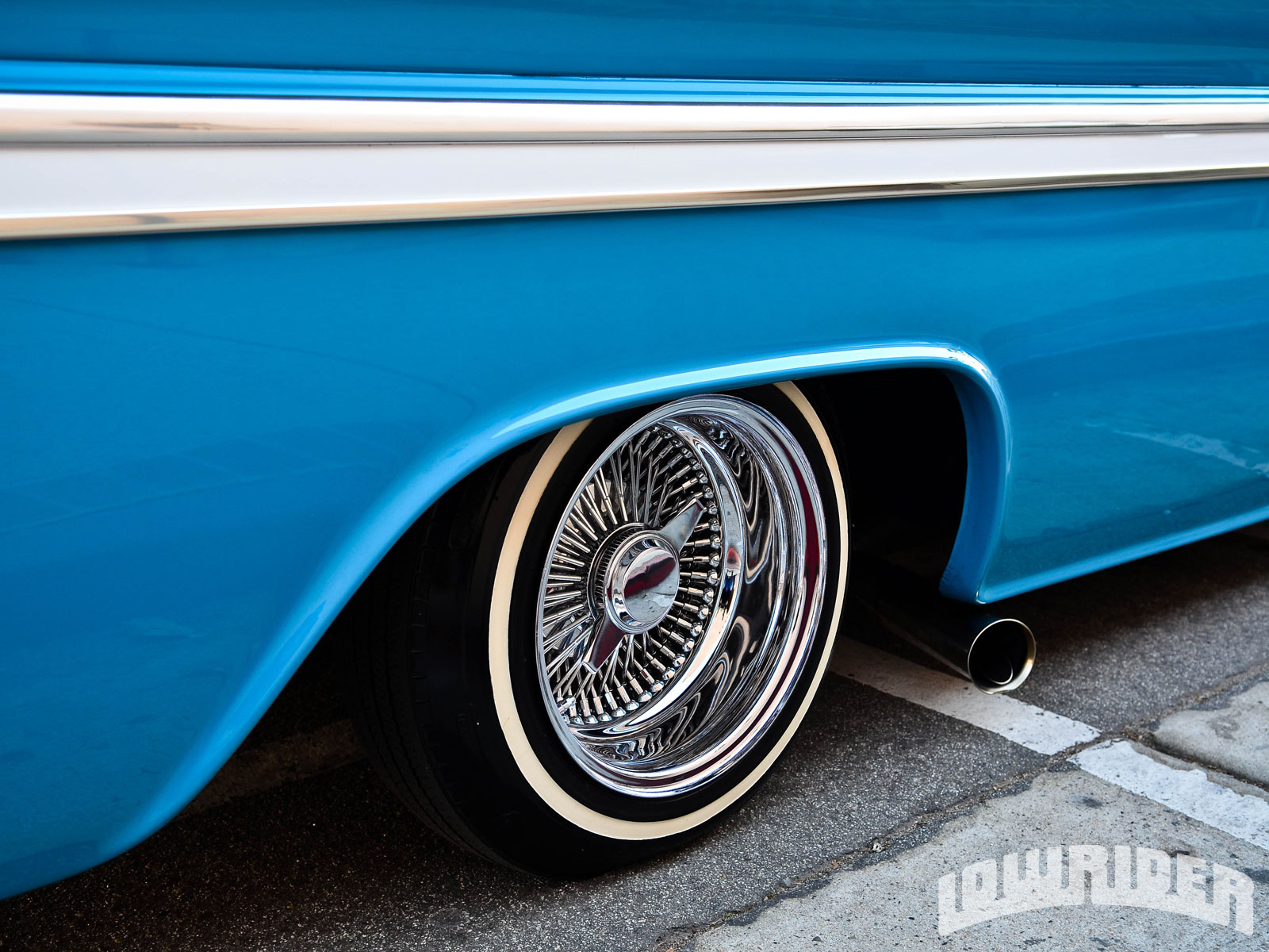 1963 Chevrolet Truck Lowrider Magazine
