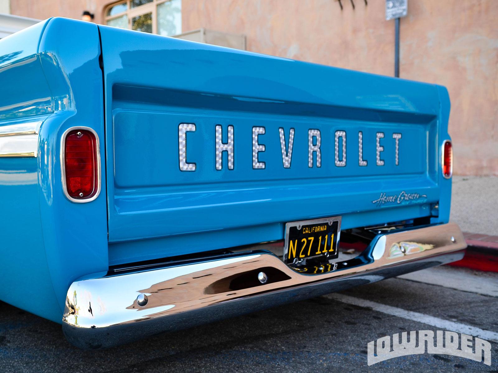 1963 Chevrolet Truck - Lowrider Magazine