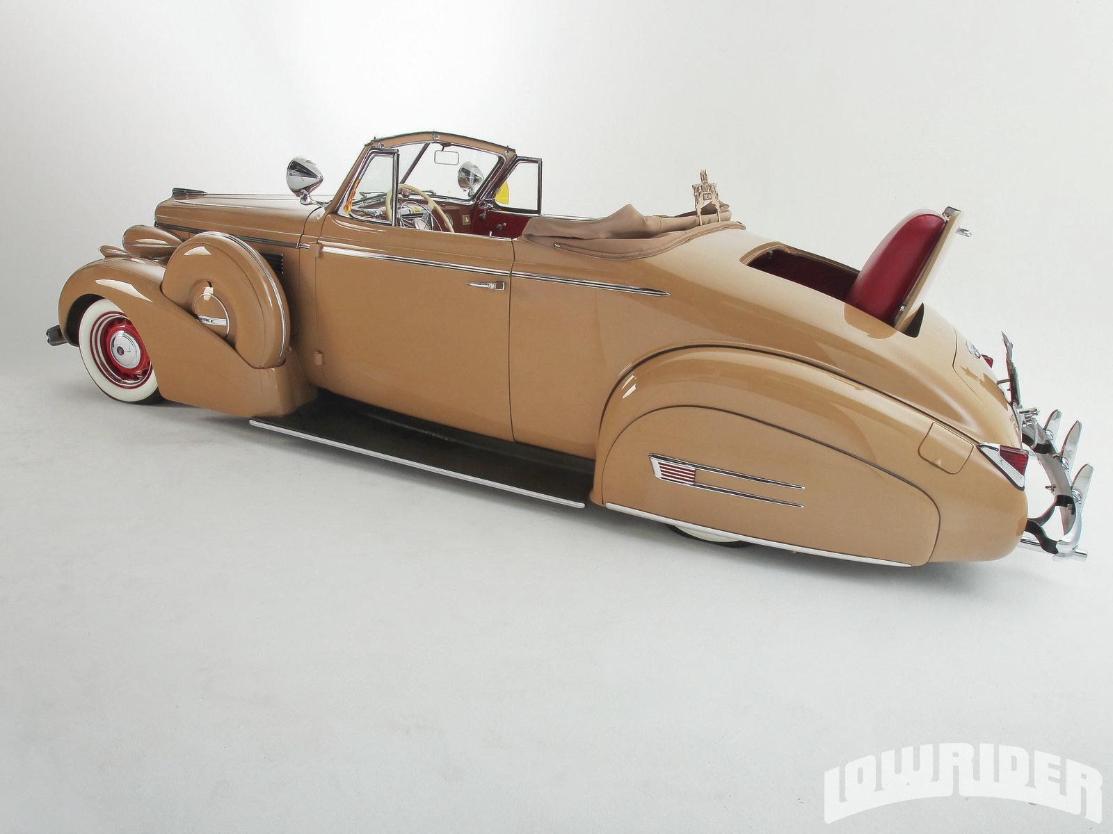 1938 Buick Convertible Lowrider Magazine