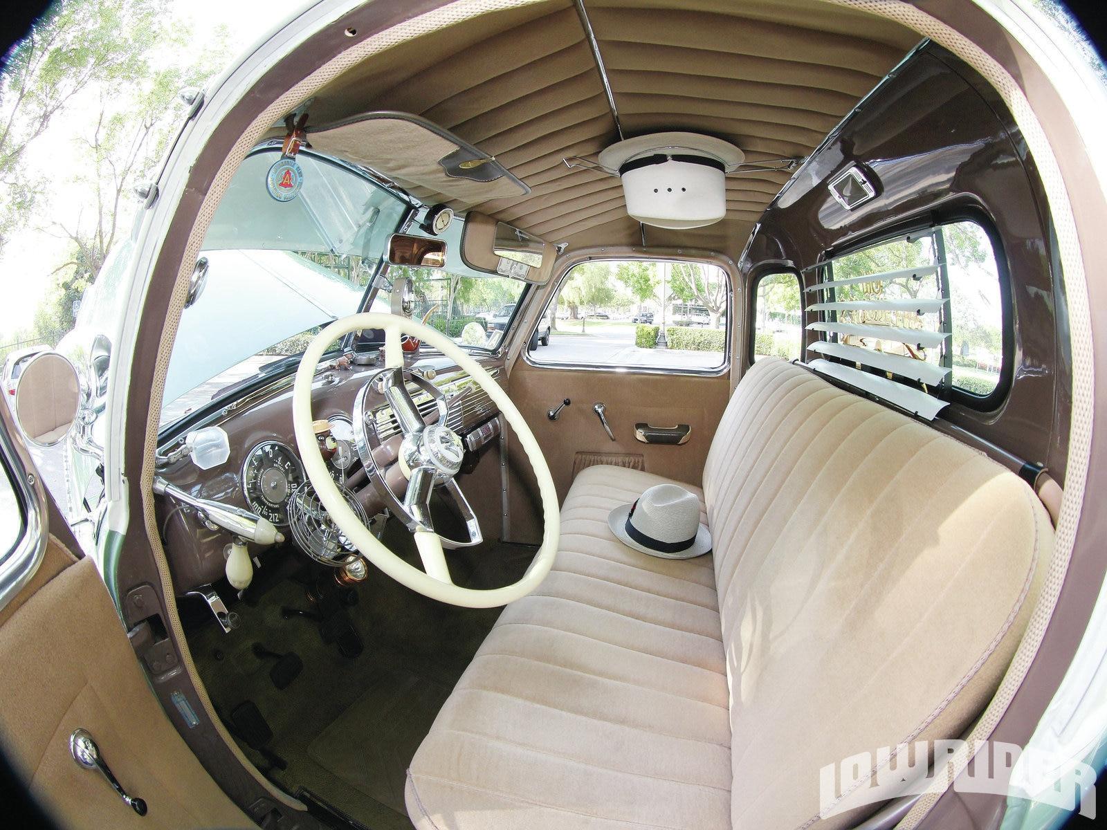 1949 Chevrolet 3100 Pick Up - Lowrider Magazine