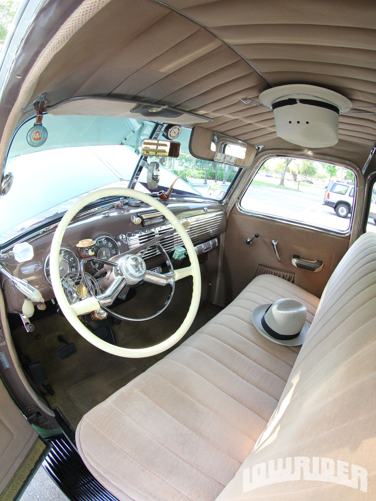 1949 Chevrolet 3100 Pick Up Lowrider Magazine