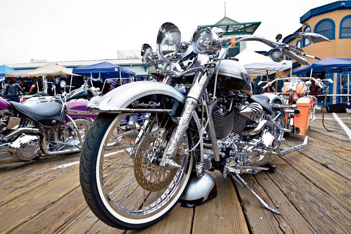 Harley Davidson Cinco de Mayo Celebration - Biker Storm ...