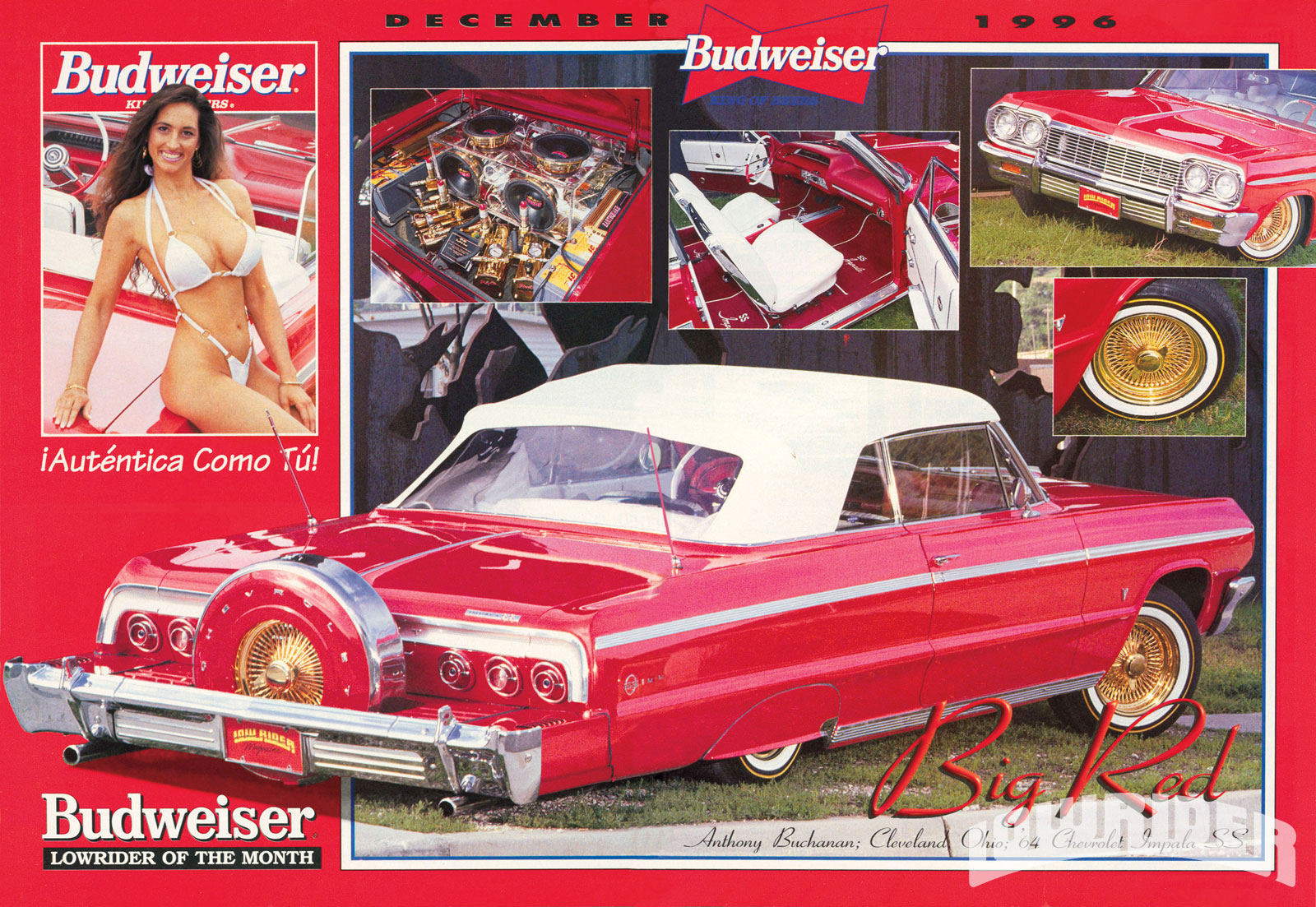 Classic Cars And Girls Posters