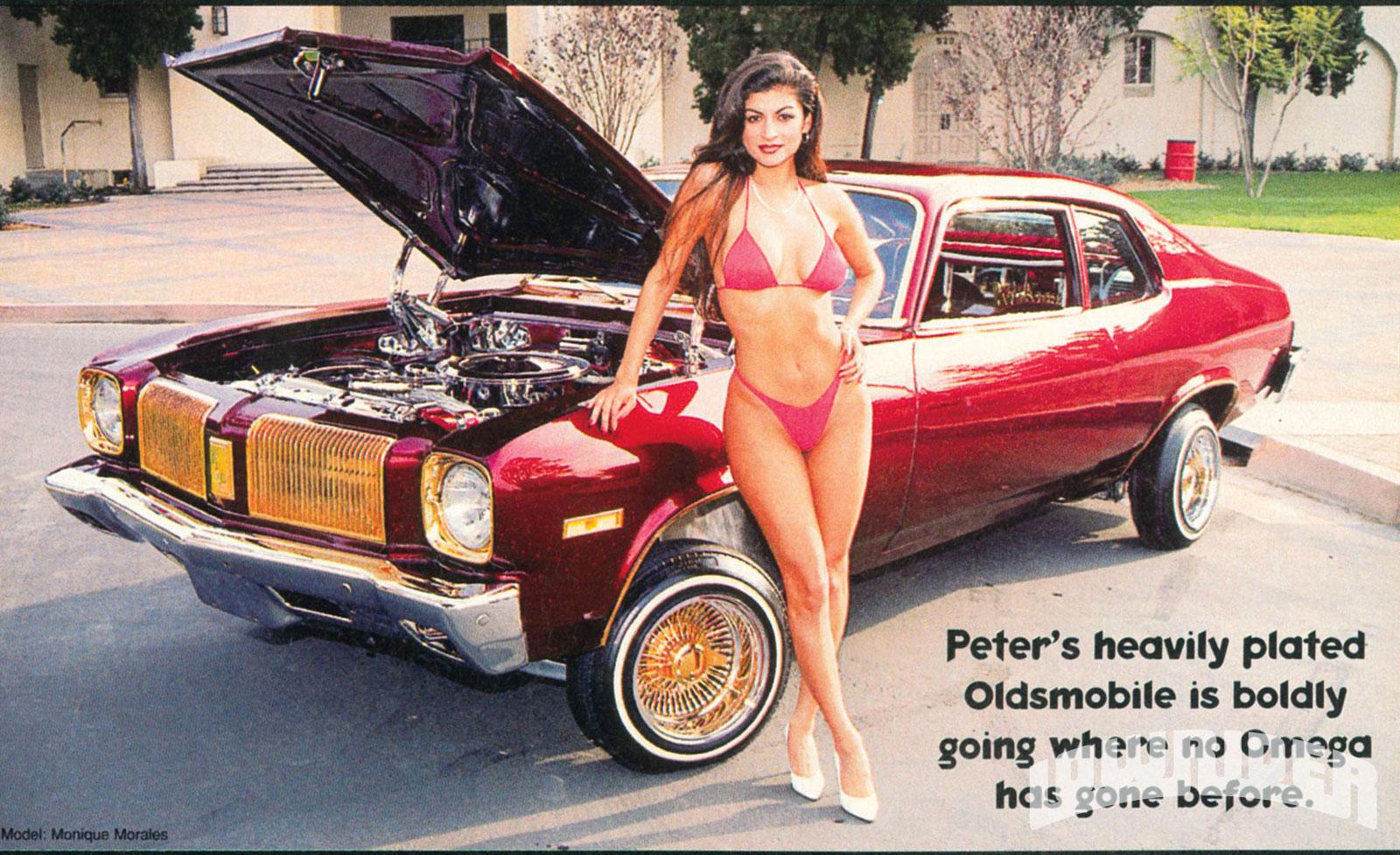 muscle car garage ideas - Lowrider Magazine in 1997 1998 Lowrider Magazine