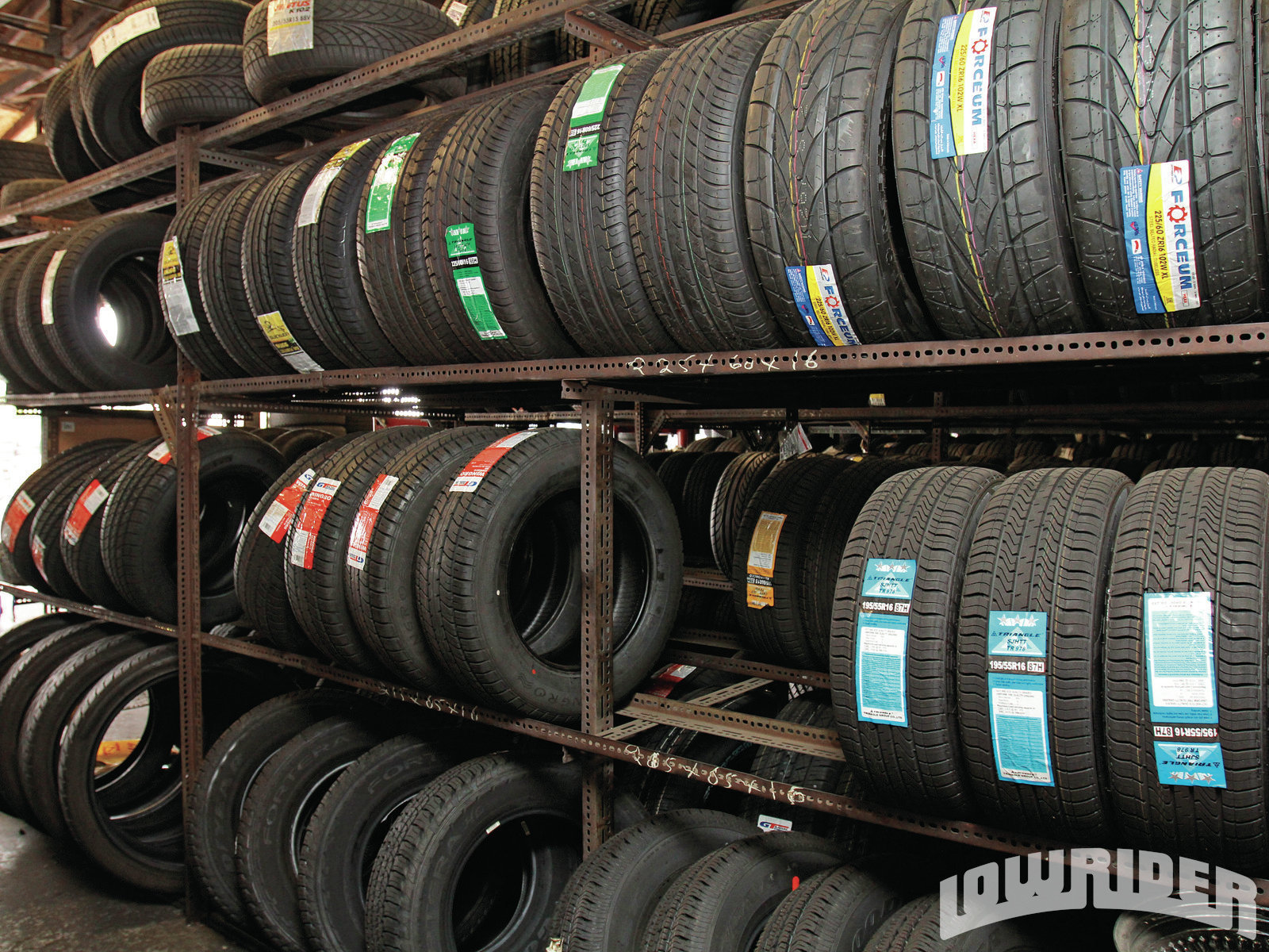 Akins Tires And Automotive Saul S Shop Talk Lowrider