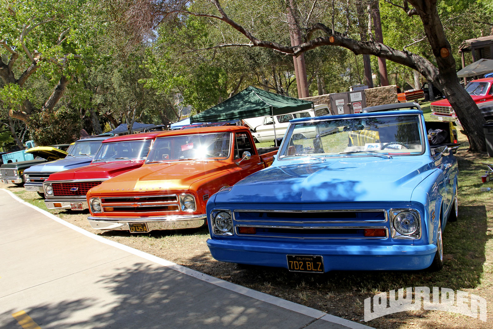 Brothers Classic Truck Show - Lowrider Magazine