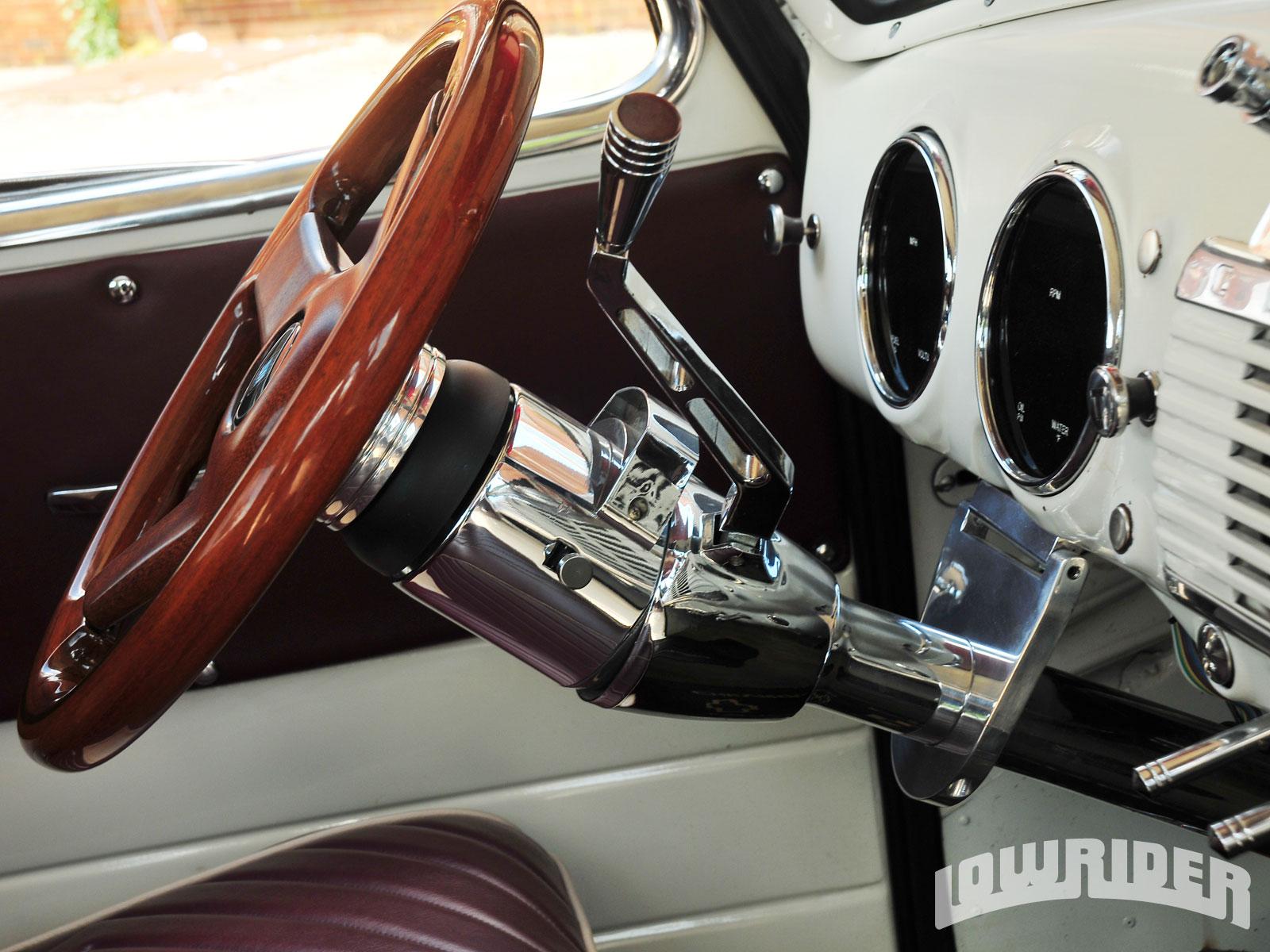 1958 Chevy Truck Steering Column Chevrolet Wiring O Lowrider 1600x1200