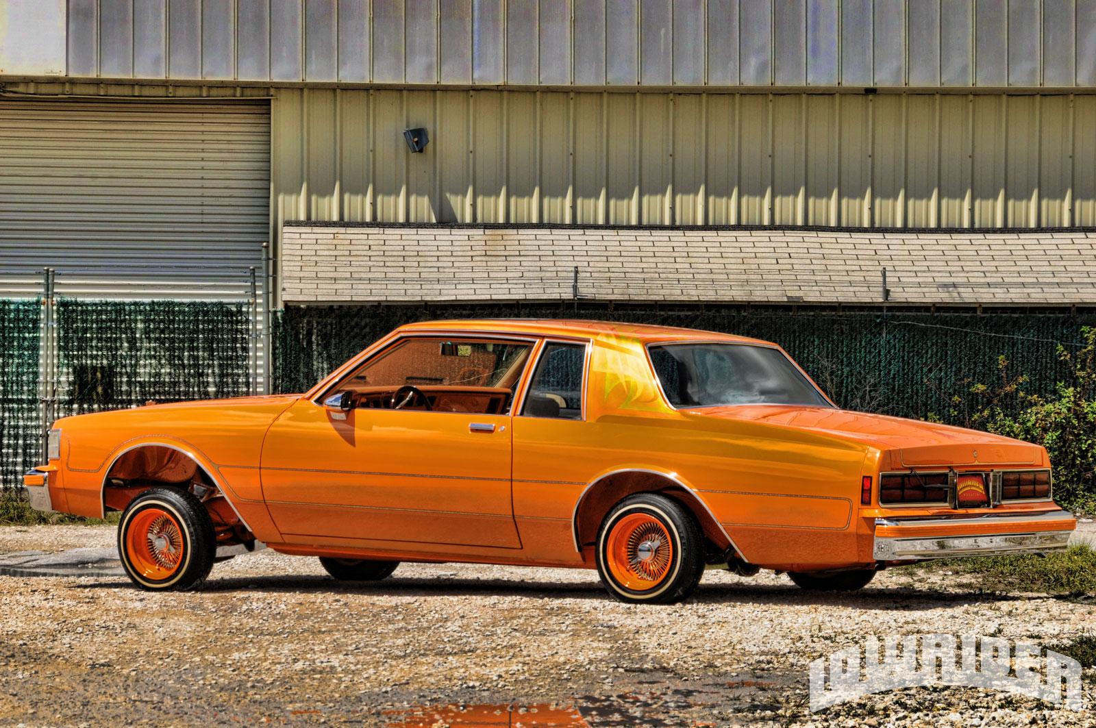 All Chevy chevy caprice 1985 : 1985 Chevrolet Caprice Classic - Lowrider Magazine