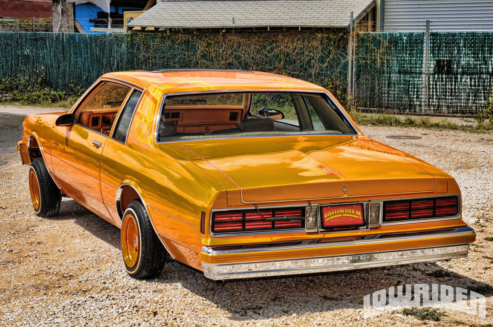 Purple Front Door 1985 Chevrolet Caprice Classic Lowrider Magazine