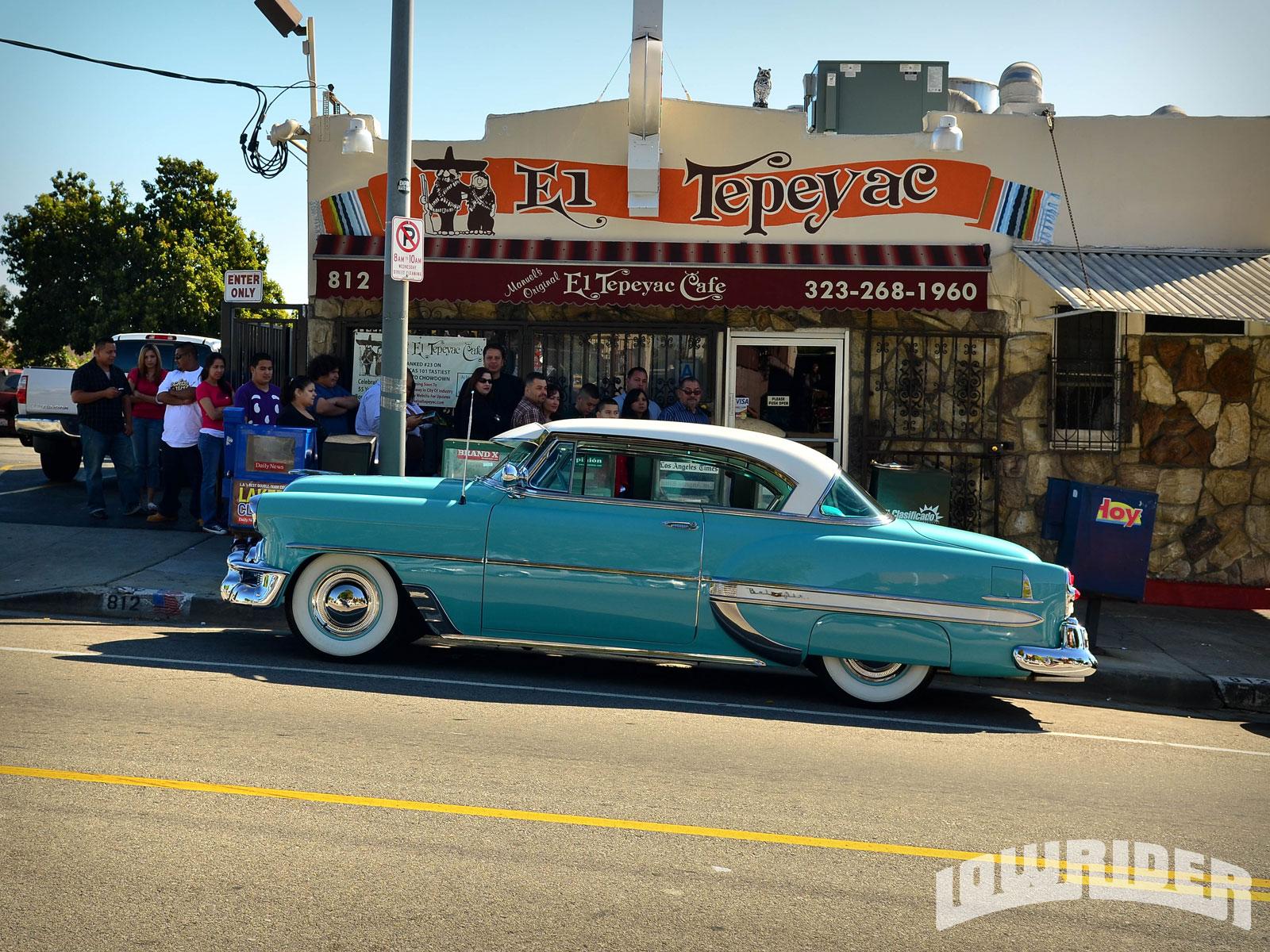 Los Angeles Annual Custom Car Show
