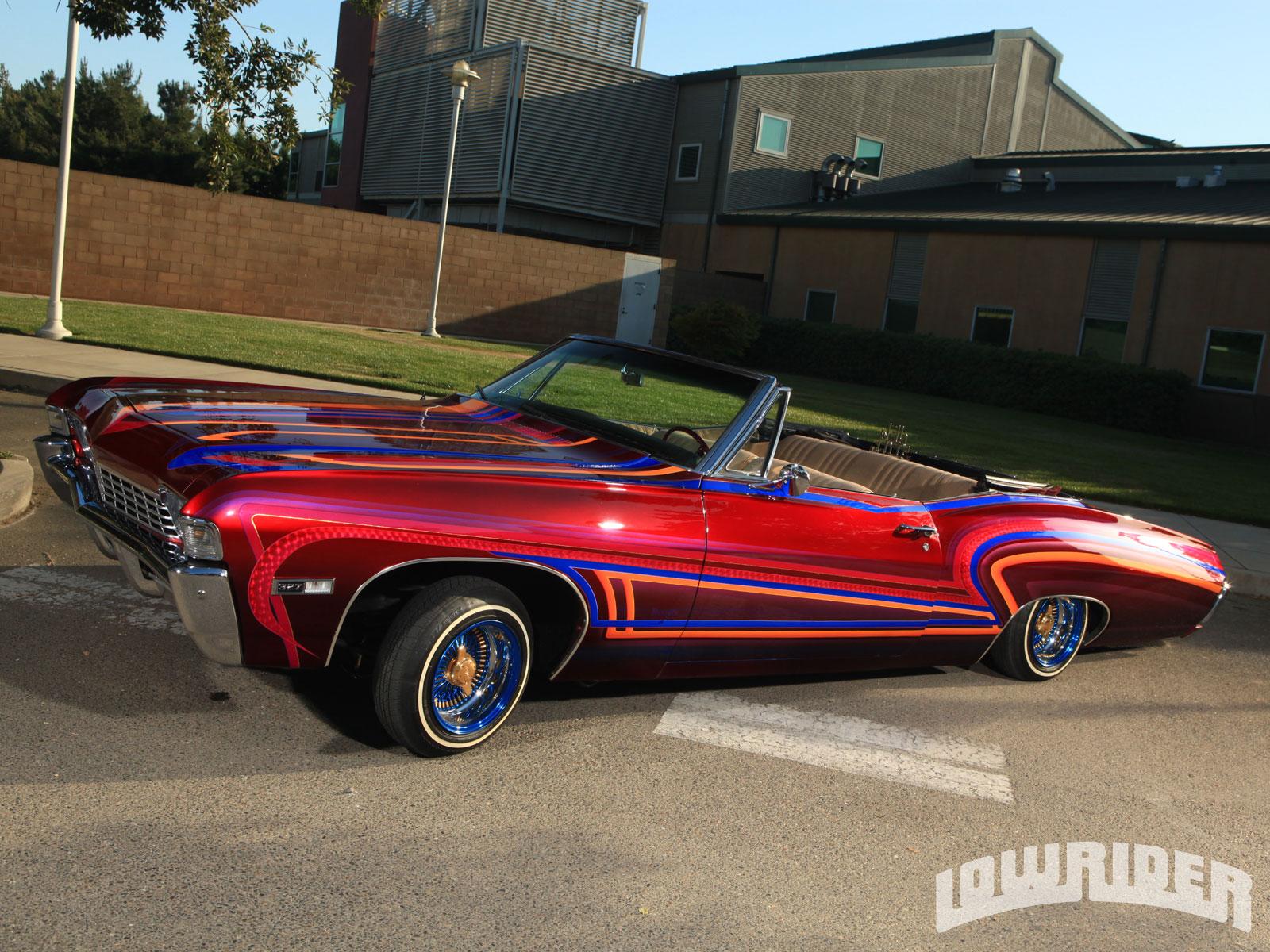 2018 Black Impala >> 1968 Chevrolet Impala - Lowrider Magazine