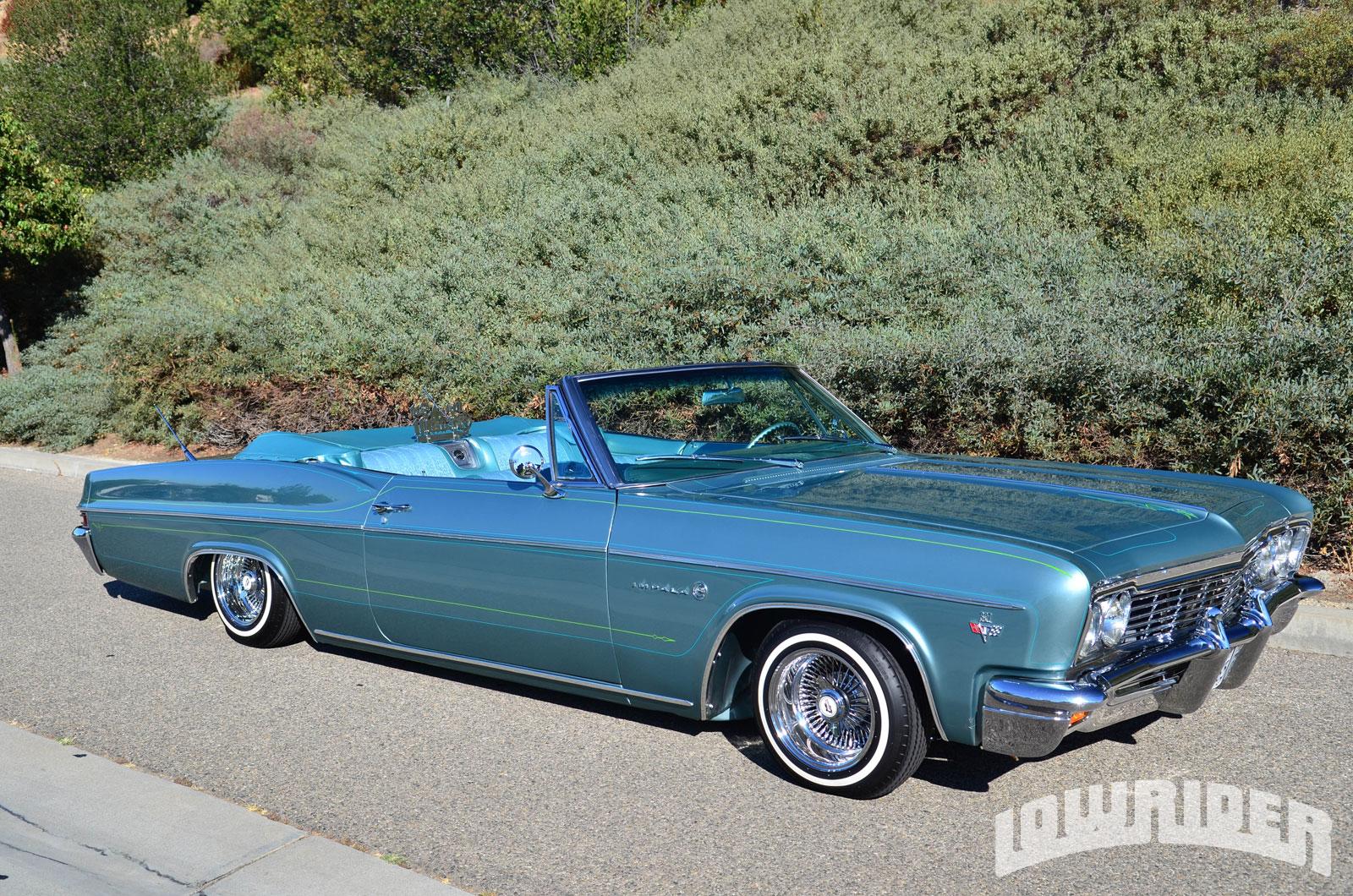 Impala 1966 chevrolet impala : 1966 Chevrolet Impala - Lowrider Magazine