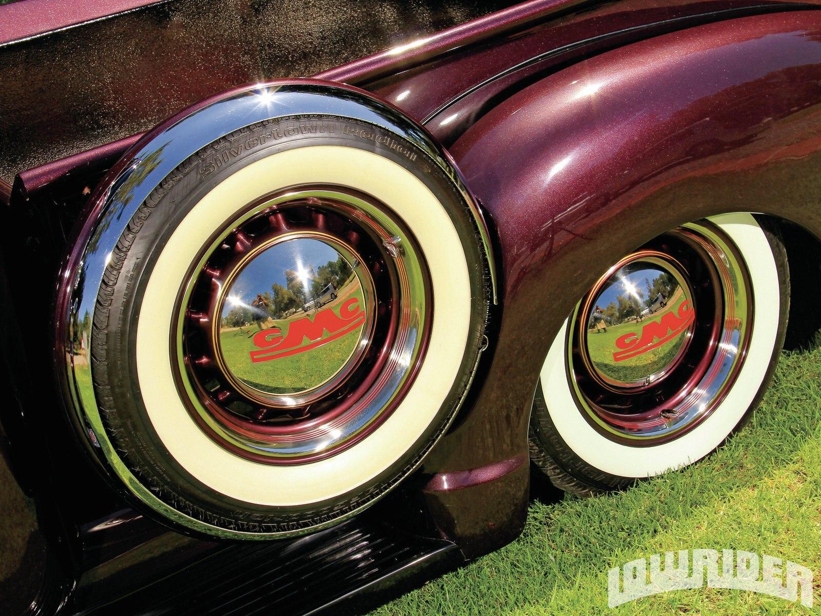 1952 GMC 1500 Pickup - Lowrider Magazine