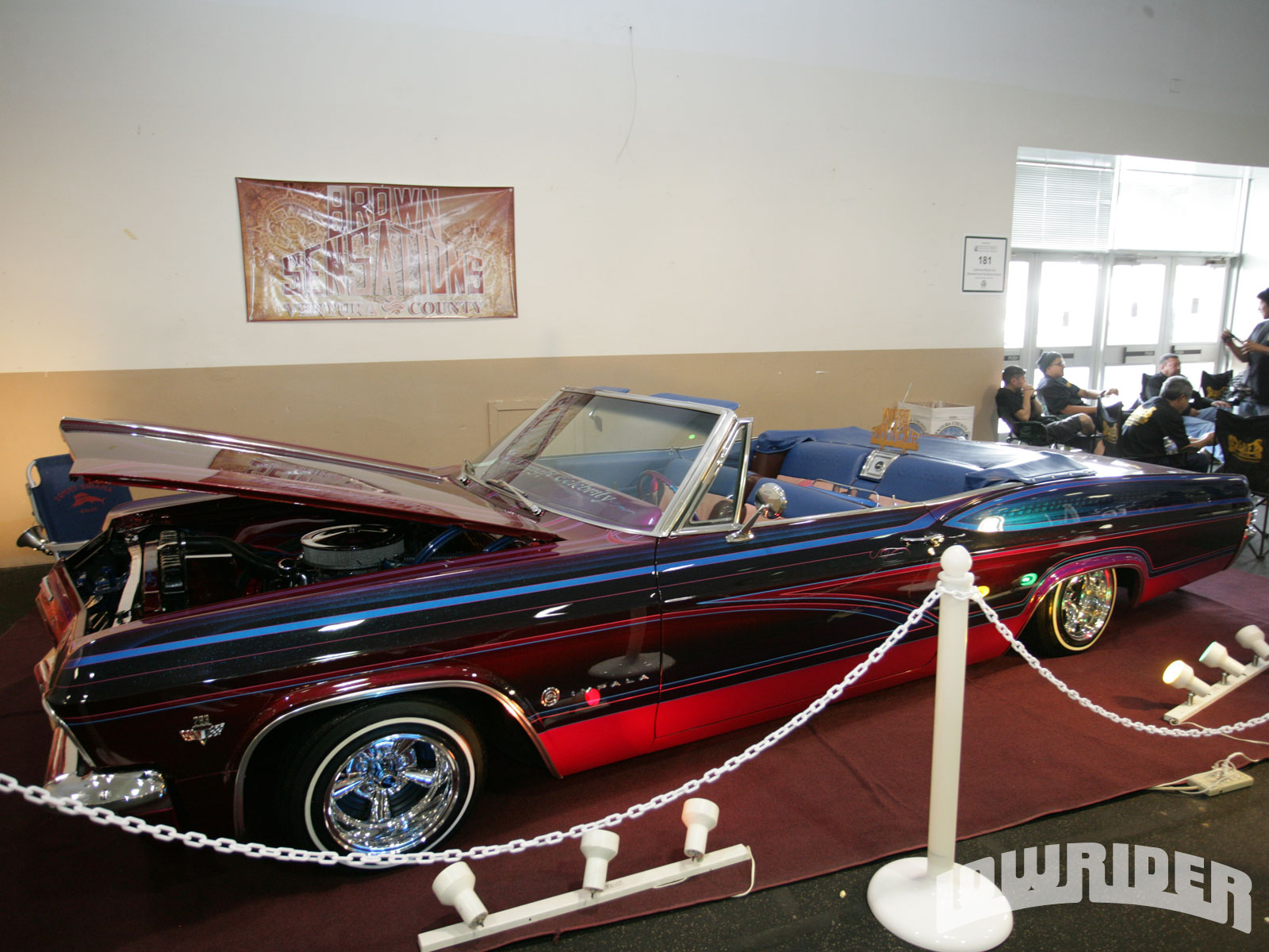 California Car & Cycle Super Show - Lowrider Magazine
