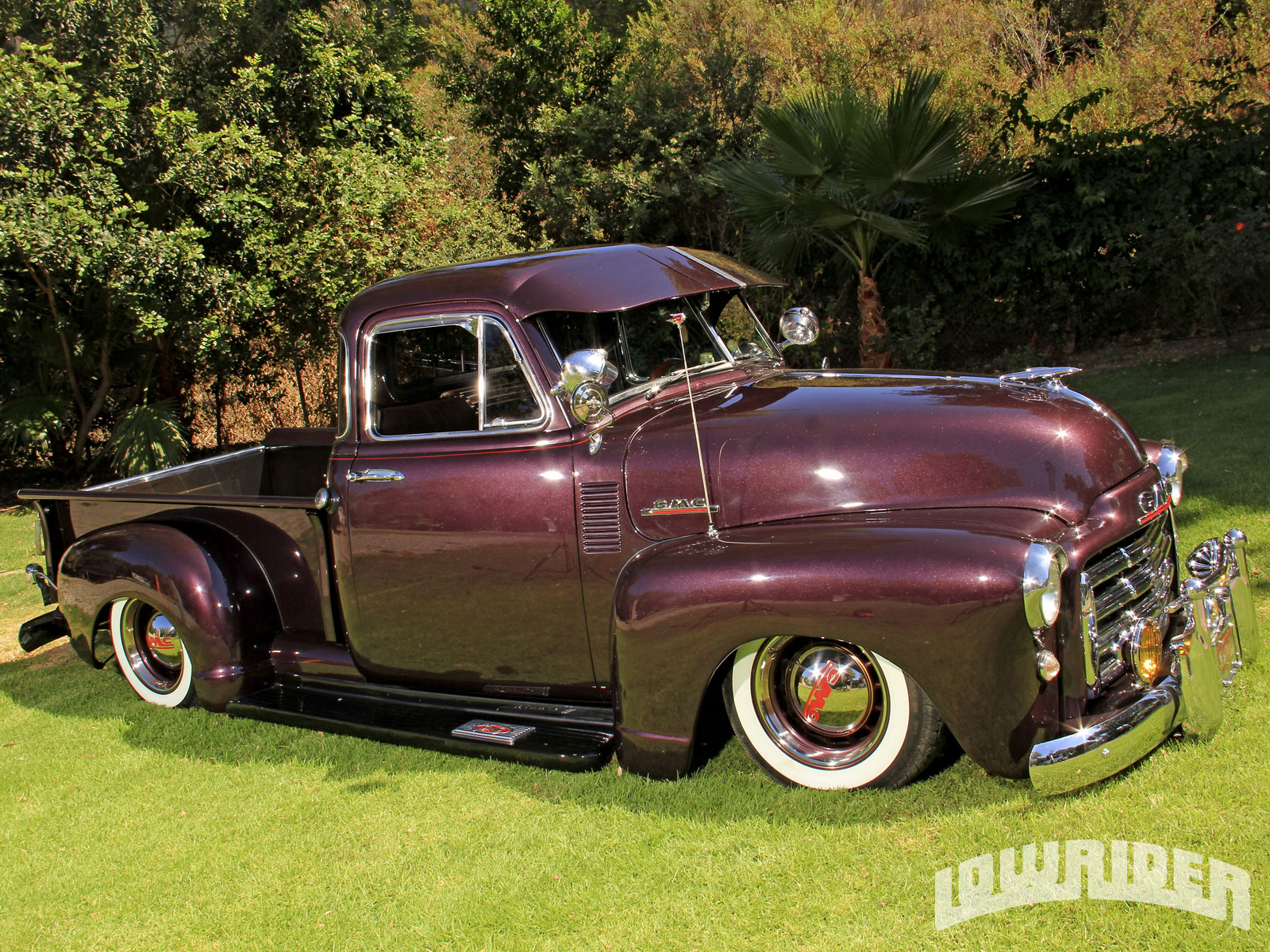 Airbags For Trucks >> 1952 GMC 1500 Pickup - Lowrider Magazine