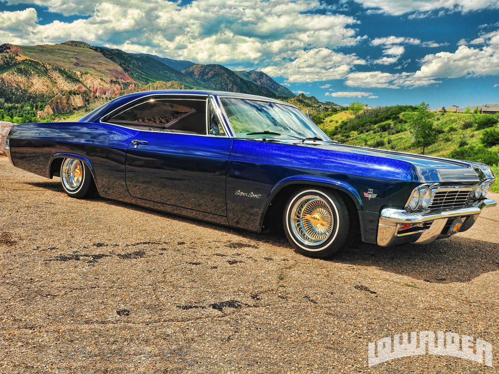 1965 Chevrolet Impala SS - Lowrider Magazine
