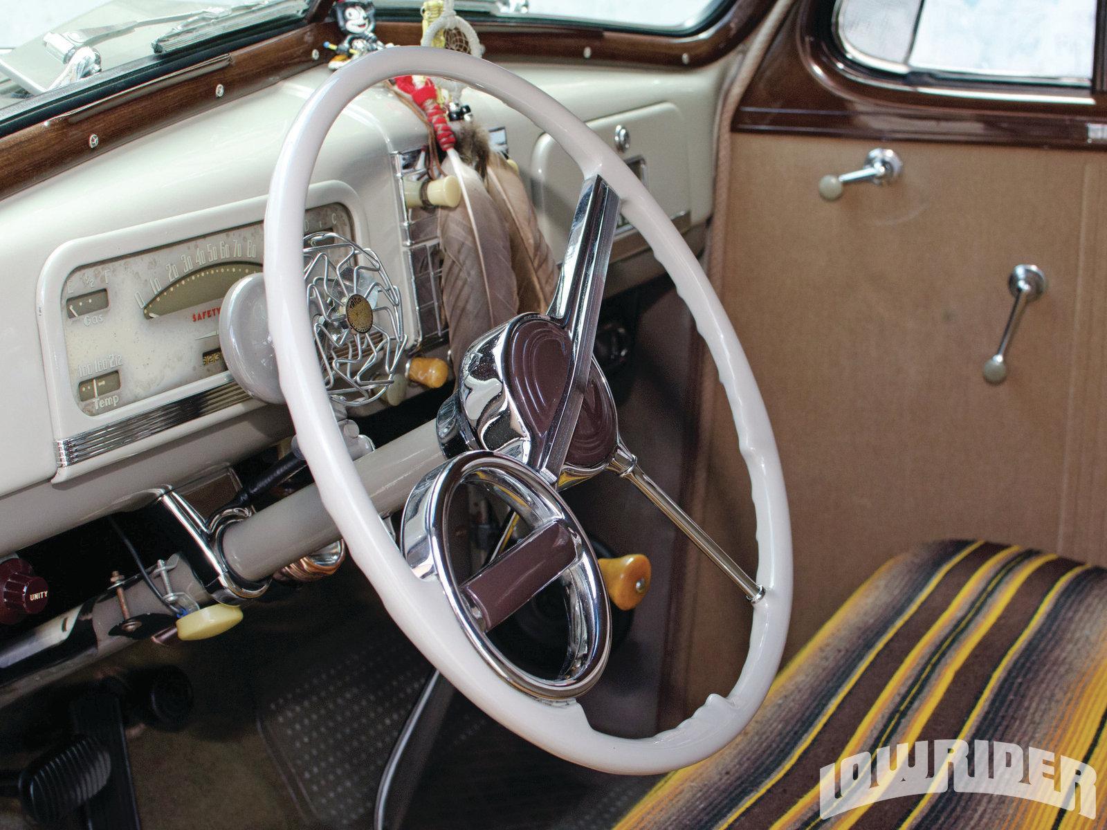 1938 Chevrolet Master Deluxe - Lowrider Magazine
