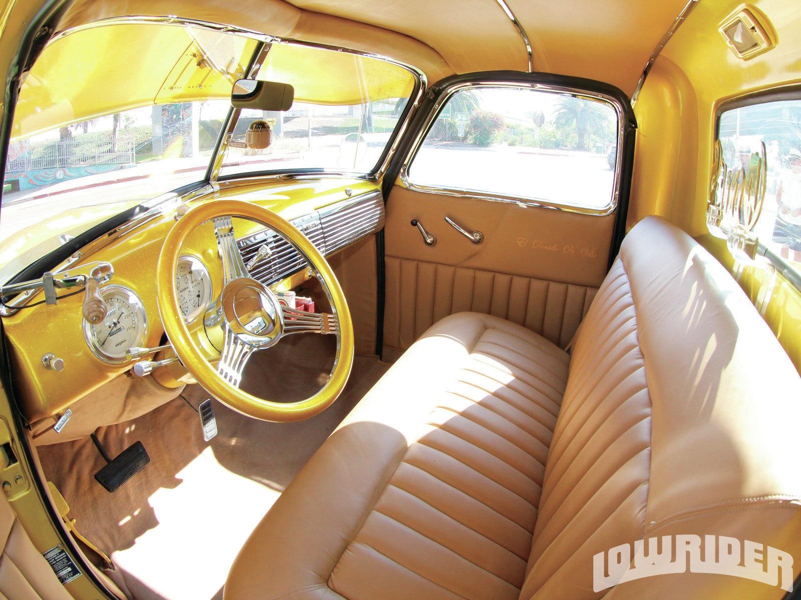 1953 Chevrolet 3100 Truck El Dorado De Villa Lowrider
