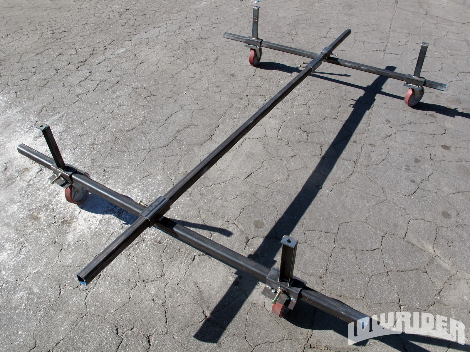 how to build a body stand lowrider magazine. Black Bedroom Furniture Sets. Home Design Ideas