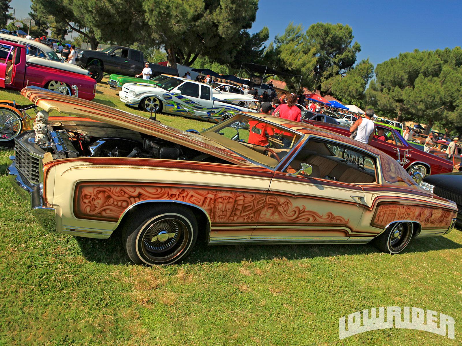 Carnales unidos car club summerfest lowrider magazine for Auto motor club comparisons