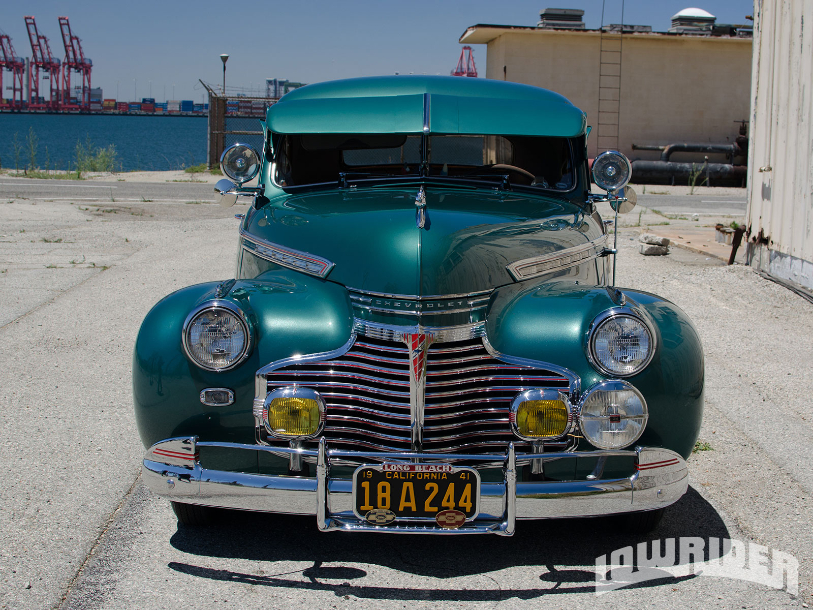 1941 Chevy Deluxe Coupe The Sequel Lowrider Magazine