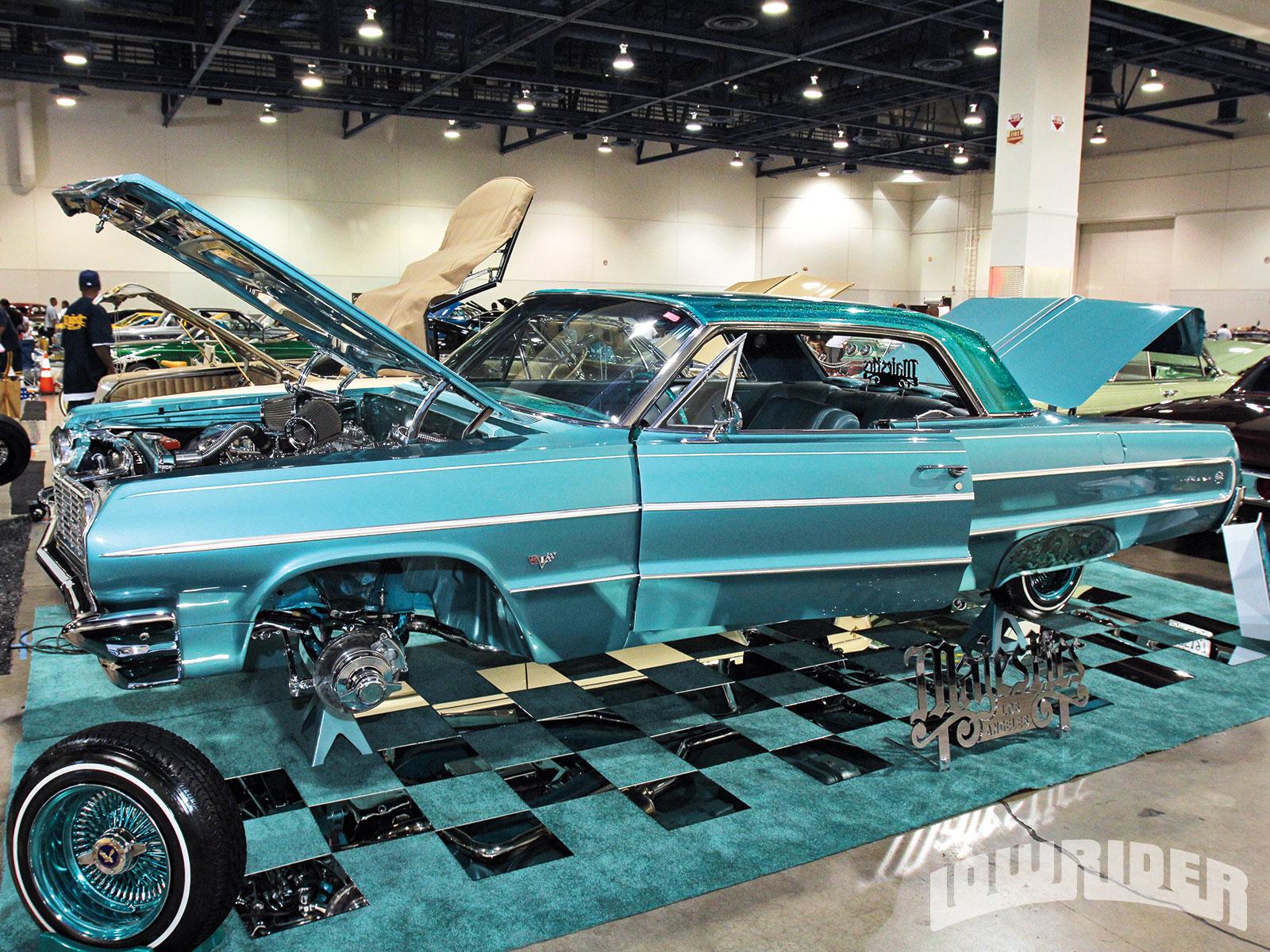 Las Vegas Super Show Lowrider Magazine - Car show display ideas