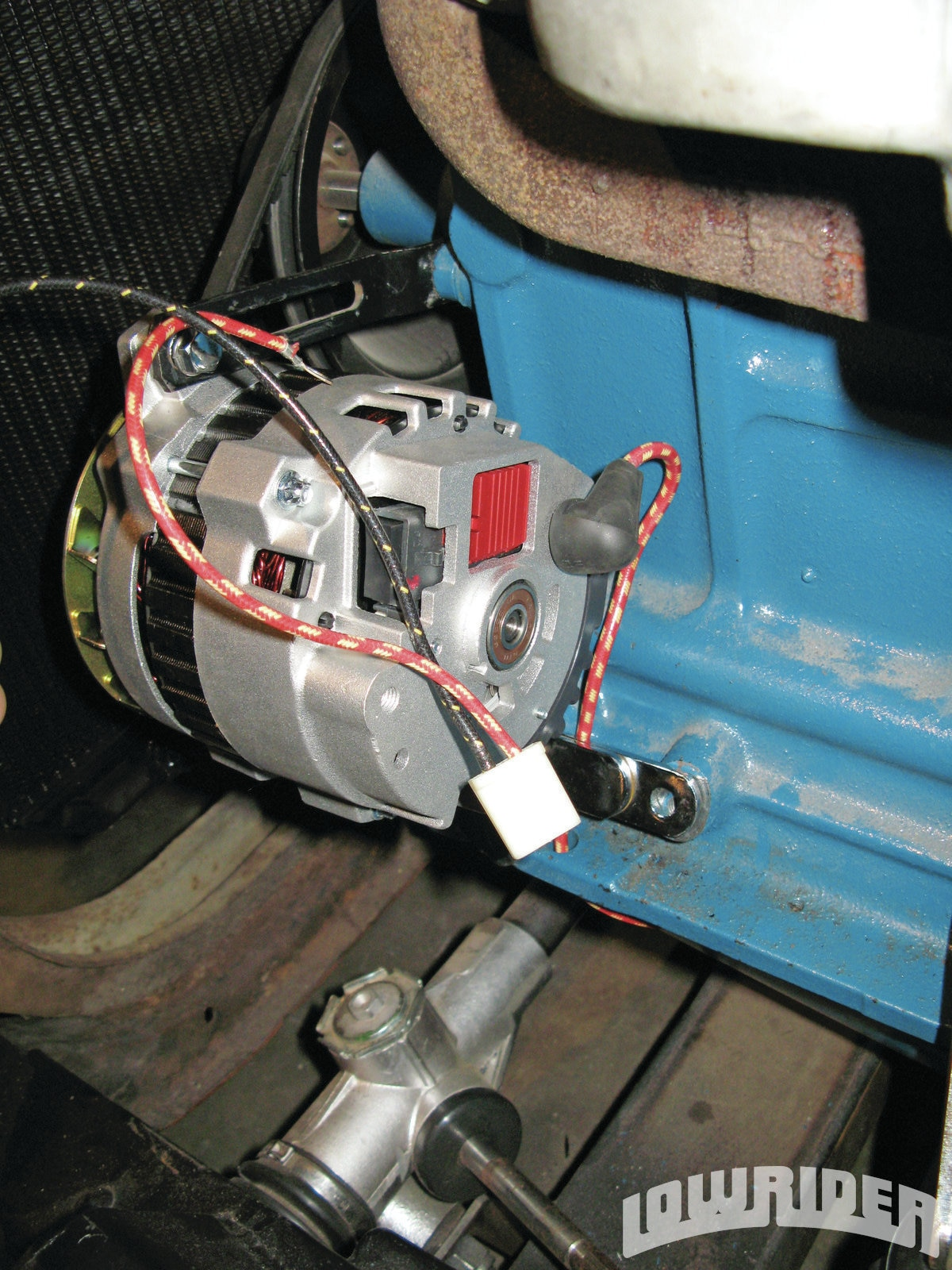 American Autowire Highway 15 Nostalgia Wiring Kit - Lowrider Magazine