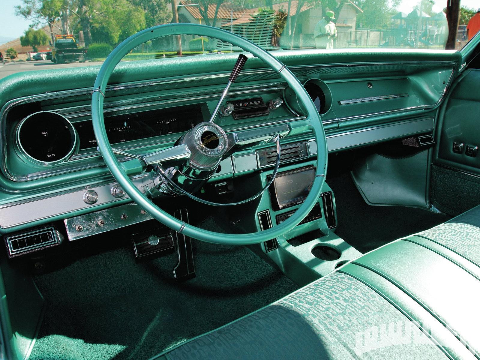 1965 Chevrolet Impala - Poison Ivy - Lowrider Magazine