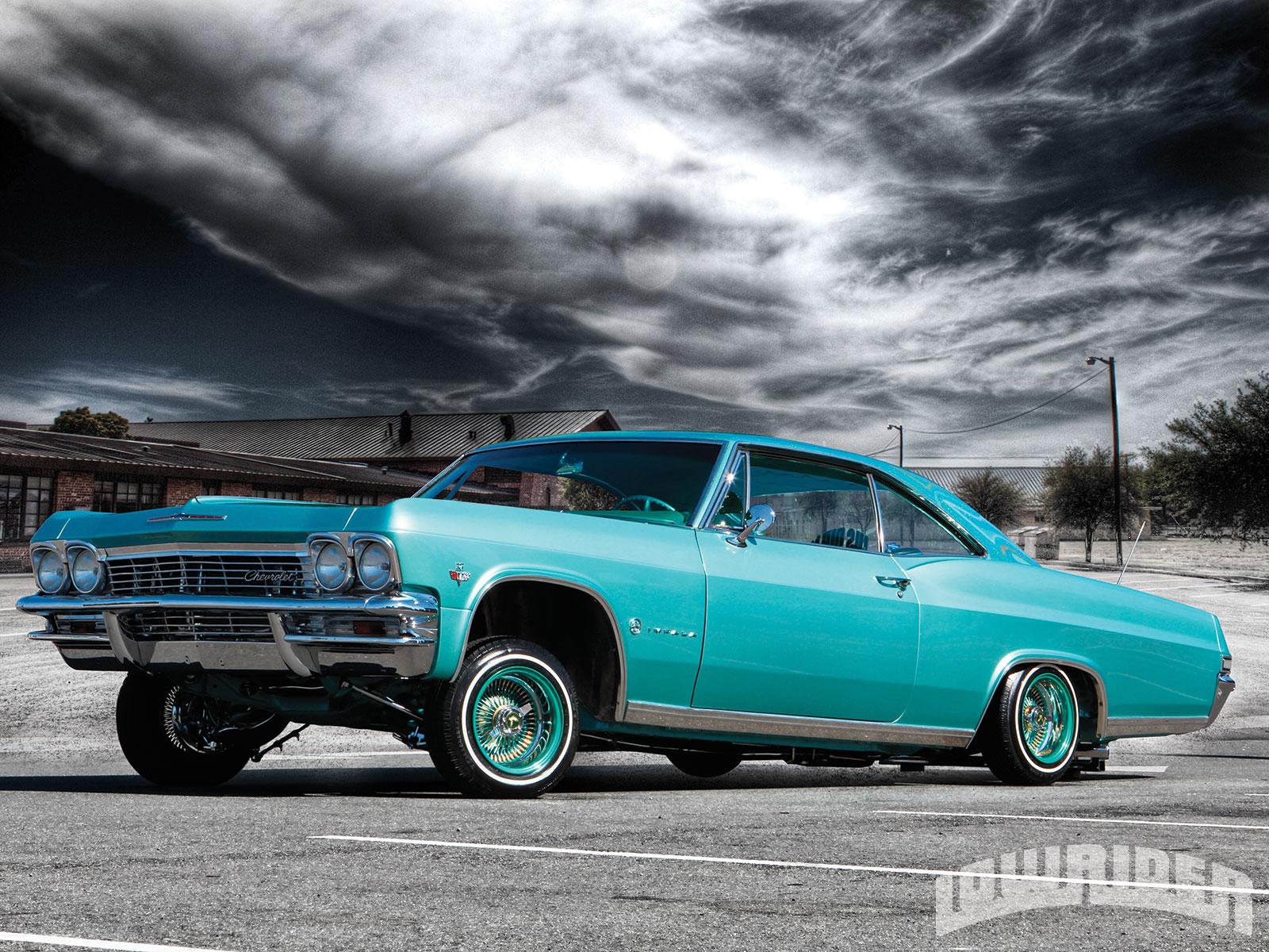 Chevrolet Impala 2018 >> 1965 Chevrolet Impala - Poison Ivy - Lowrider Magazine