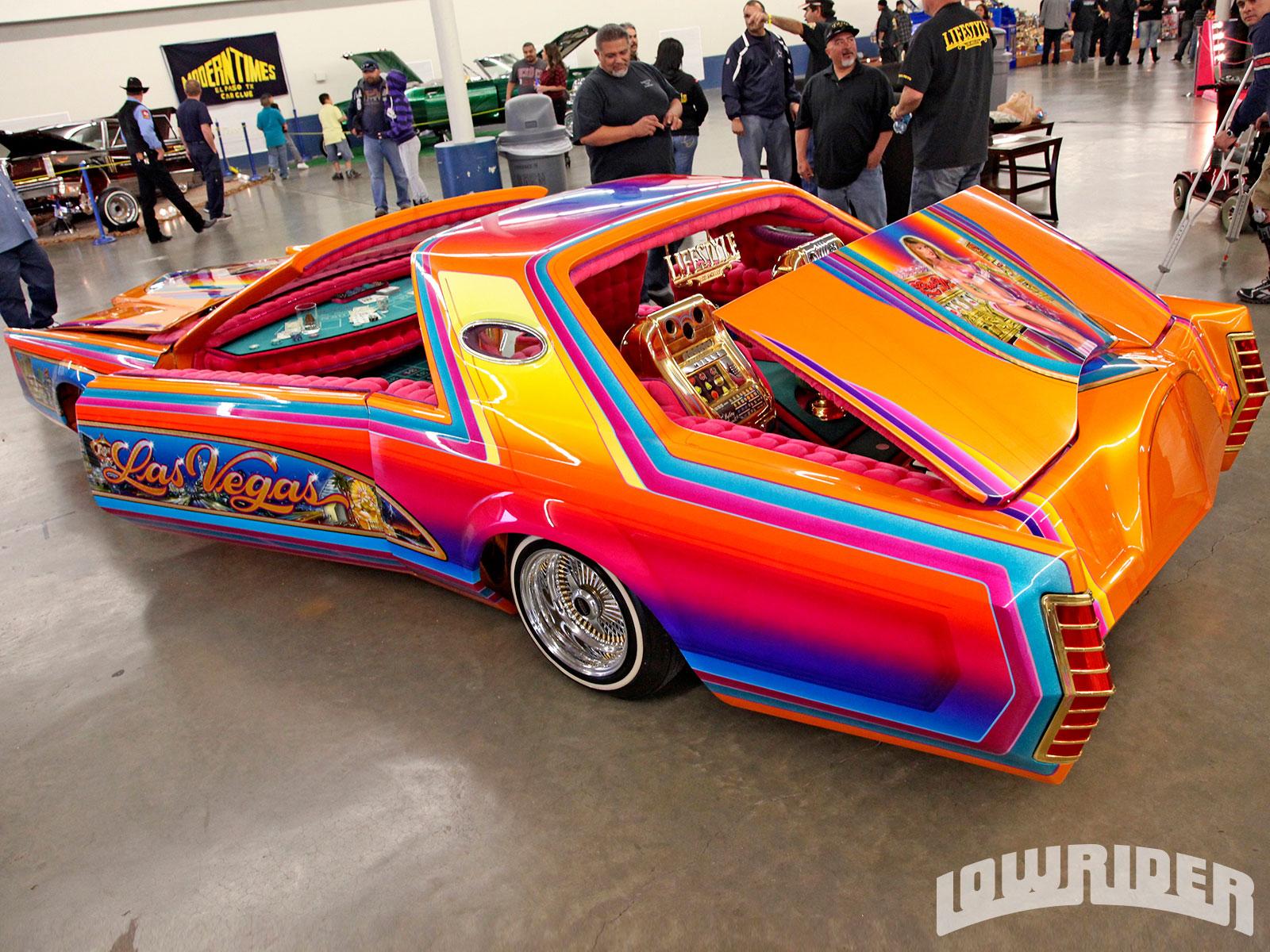 Sttejanosupercarshowlasvegaslifestyle Lowrider - Car show vegas