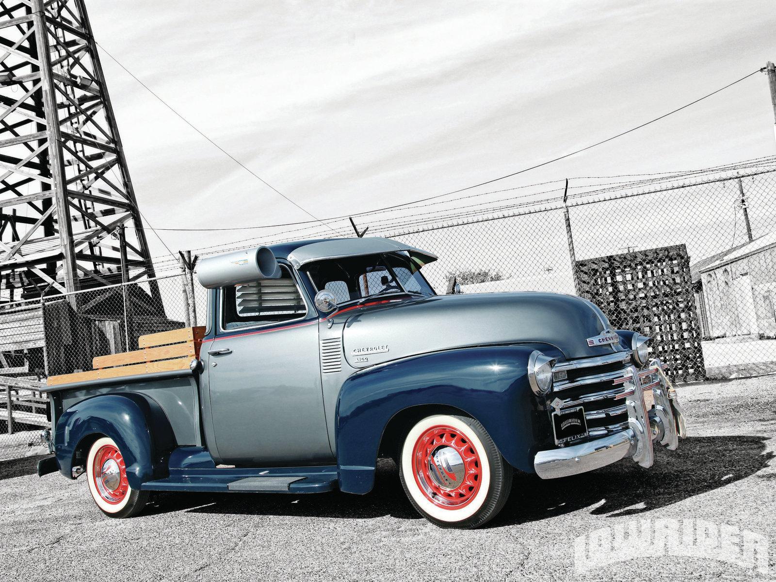 1949 Chevy 3100 Truck Lowrider Magazine