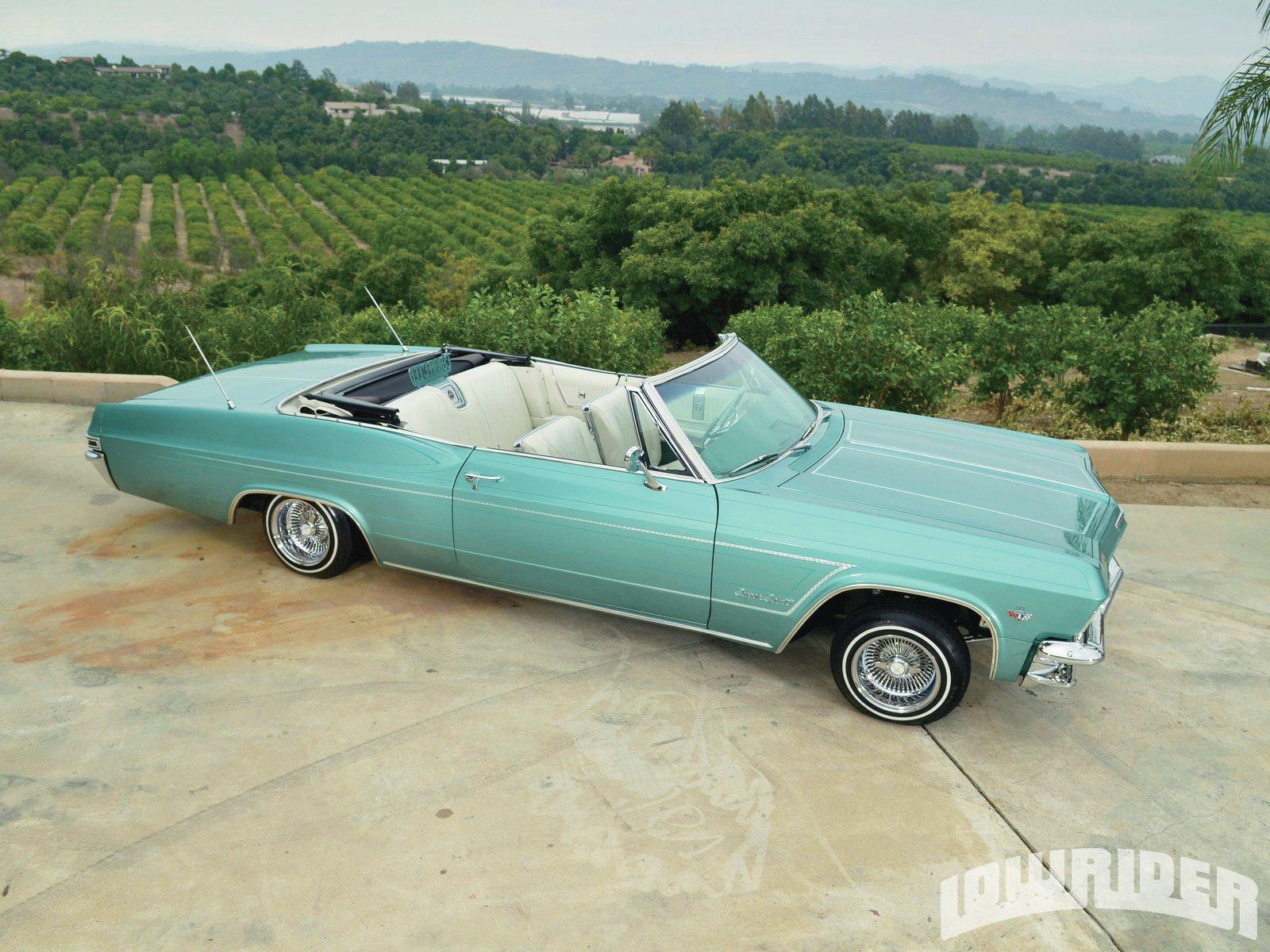 1965 Chevrolet Impala Ss Convertible Fantasy Five