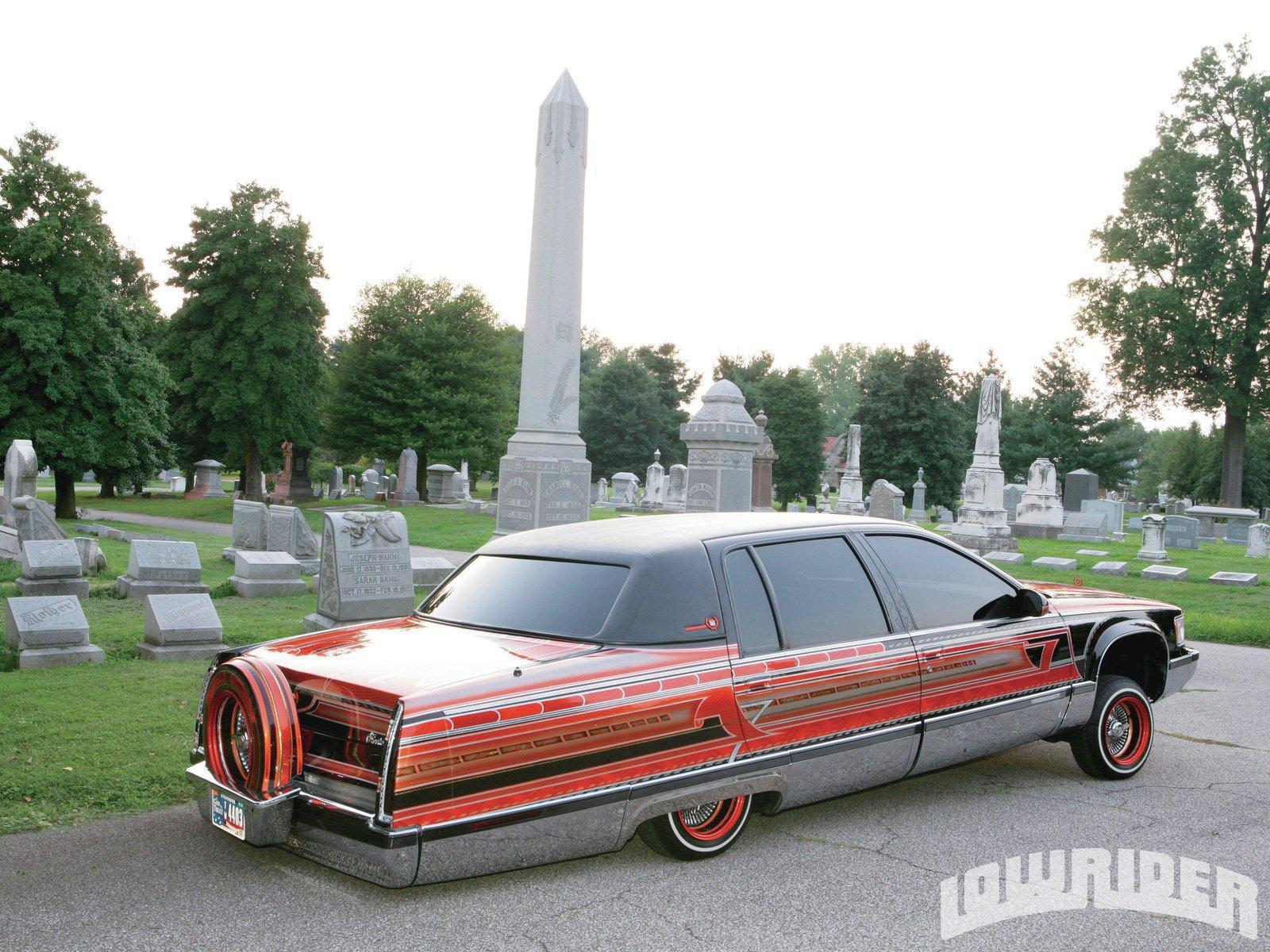 1995 Cadillac Fleetwood - Lowrider Magazine
