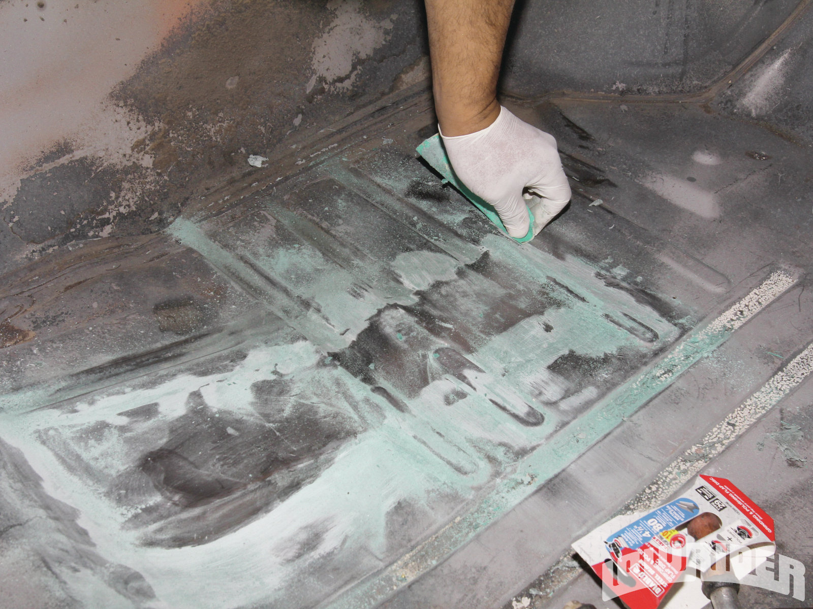 Trunk Floor Metal Patching Lowrider Magazine