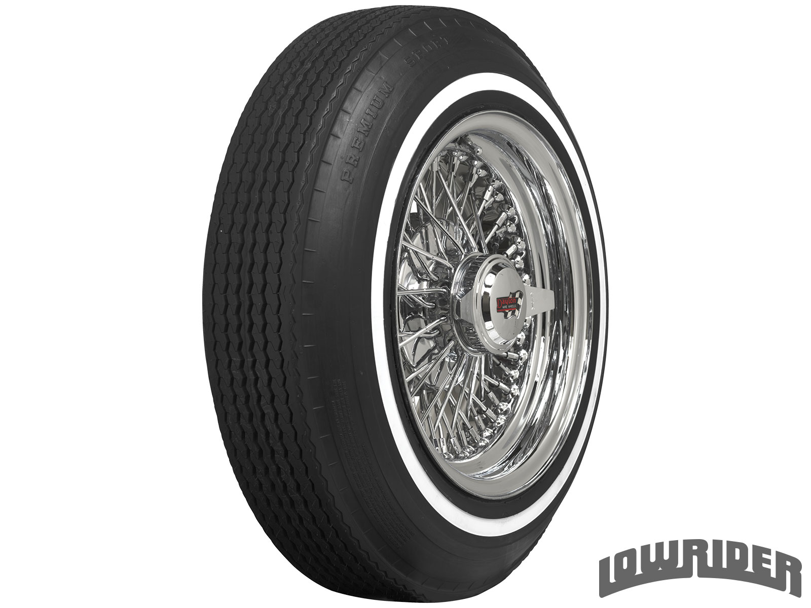 <center><strong>Lowrider Premium Sport Whitewall</strong></center>