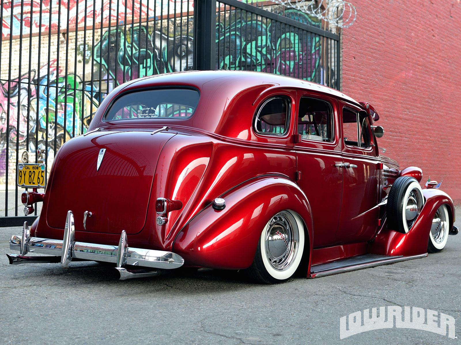 Paint Colors For Cars >> 1938 Chevrolet Master Deluxe - Lowrider Magazine