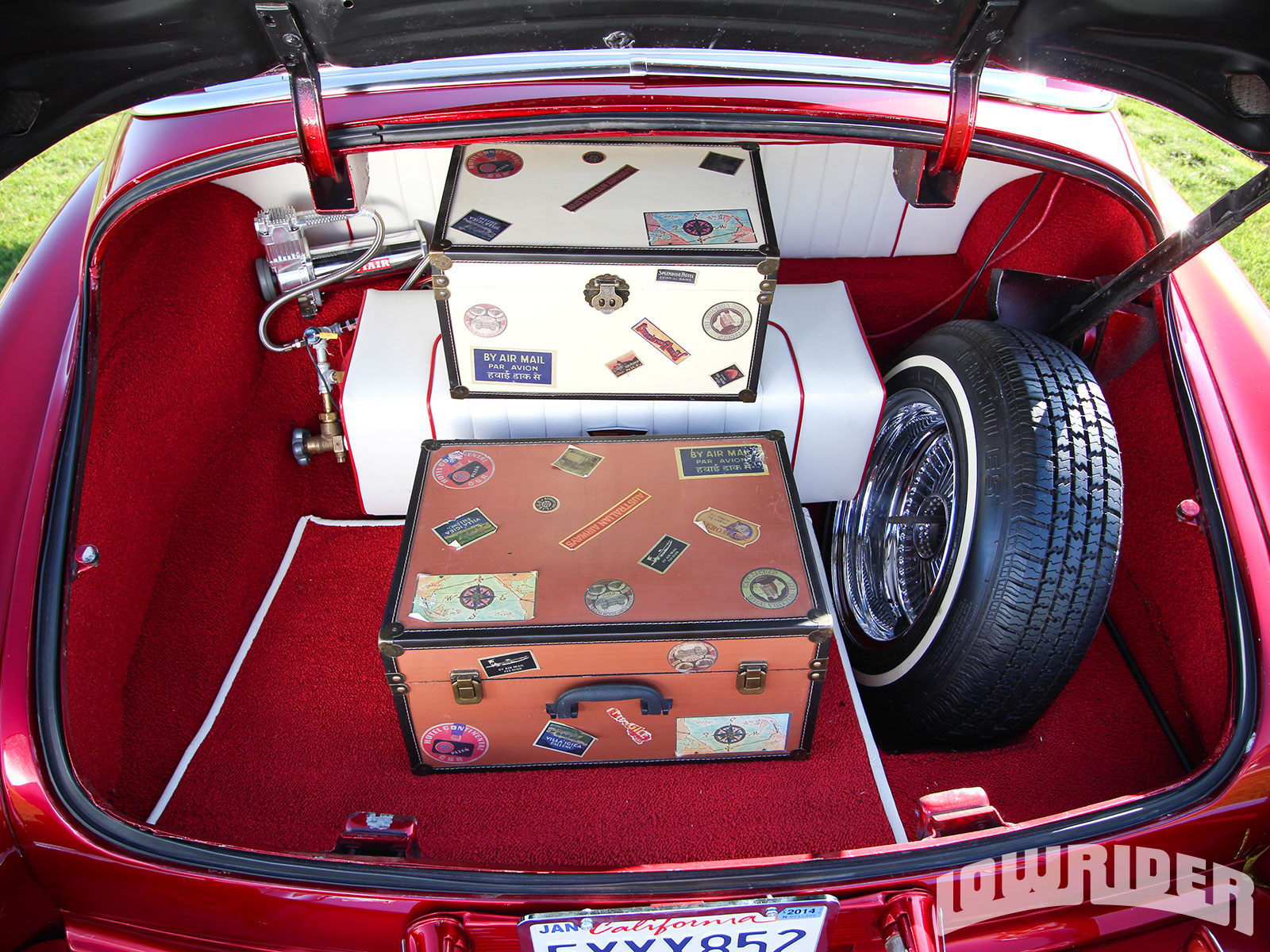 1946 Cadillac Club Coupe 62 Series and 1947 Cadillac Sedan ...