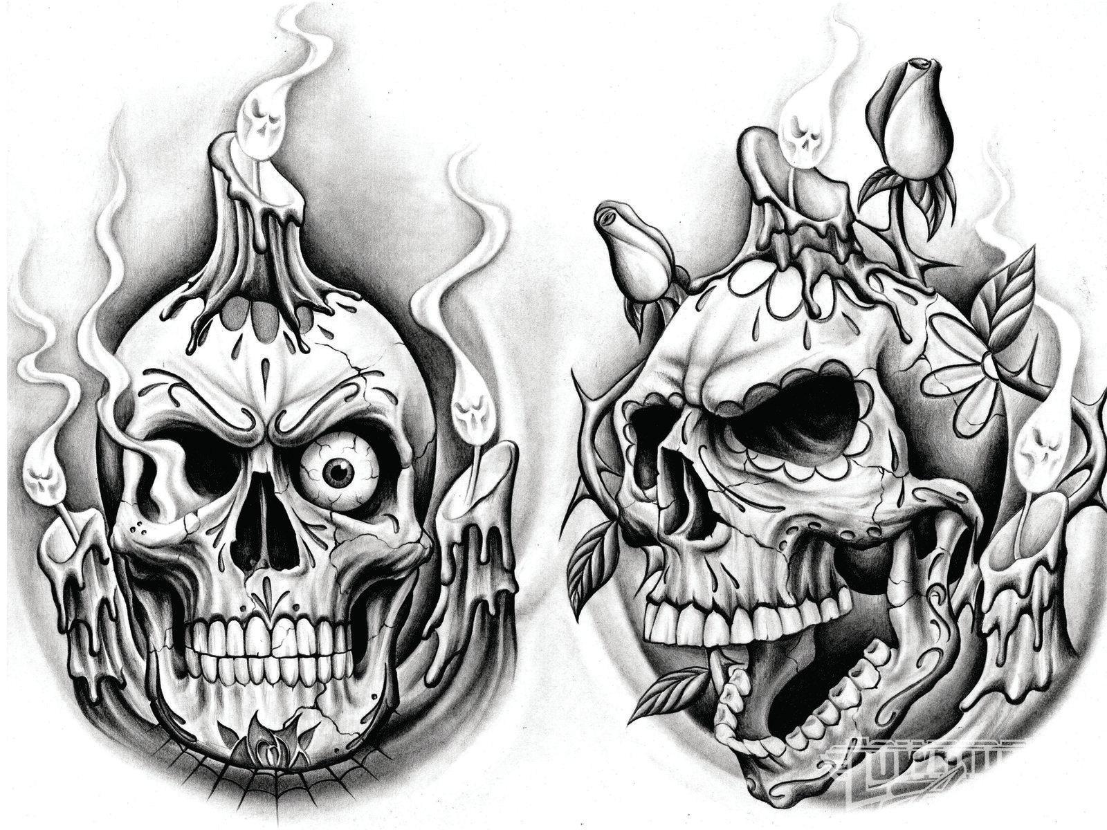 Gangster Chicano Art Tattoo Gangster Tattoo Designs Tattoo Ideas